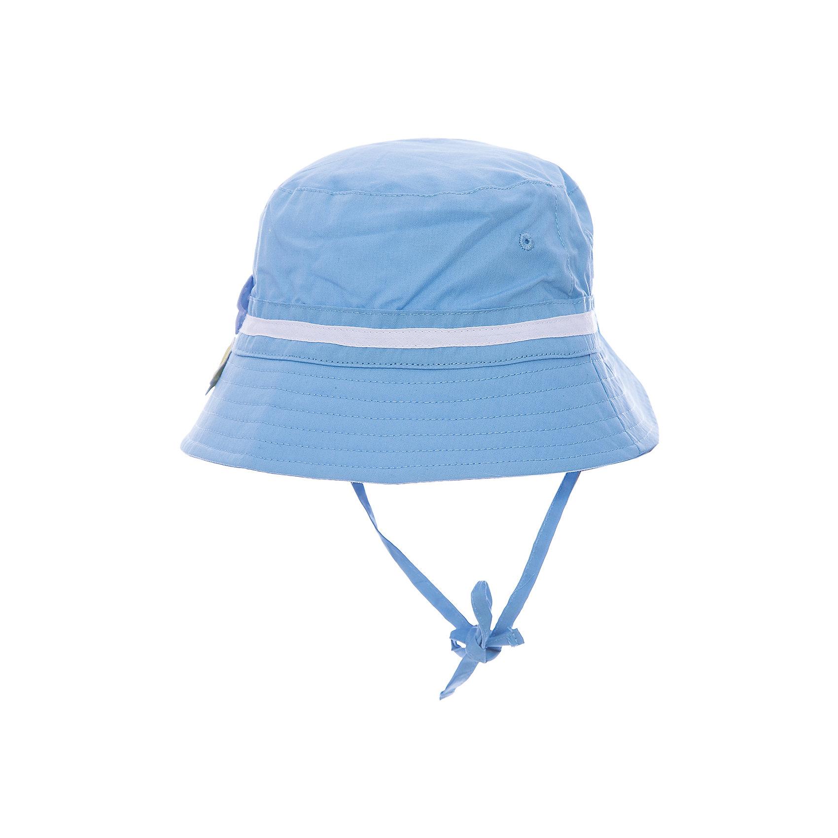 Панама для девочки PlayTodayГоловные уборы<br>Характеристики товара:<br><br>• цвет: голубой<br>• состав: 100% хлопок<br>• дышащий материал<br>• хорошая защита от солнца<br>• аппликация<br>• комфортная посадка<br>• коллекция: весна-лето 2017<br>• страна бренда: Германия<br>• страна производства: Китай<br><br>Популярный бренд PlayToday выпустил новую коллекцию! Вещи из неё продолжают радовать покупателей удобством, стильным дизайном и продуманным кроем. Дети носят их с удовольствием. PlayToday - это линейка товаров, созданная специально для детей. Дизайнеры учитывают новые веяния моды и потребности детей. Порадуйте ребенка обновкой от проверенного производителя!<br>Такая стильная модель обеспечит ребенку комфорт благодаря качественному материалу и продуманному крою. С помощью неё можно удобно одеться по погоде. Очень модная вещь! <br><br>Панаму для девочки от известного бренда PlayToday можно купить в нашем интернет-магазине.<br><br>Ширина мм: 89<br>Глубина мм: 117<br>Высота мм: 44<br>Вес г: 155<br>Цвет: синий<br>Возраст от месяцев: 24<br>Возраст до месяцев: 36<br>Пол: Женский<br>Возраст: Детский<br>Размер: 50,54,52<br>SKU: 5404349