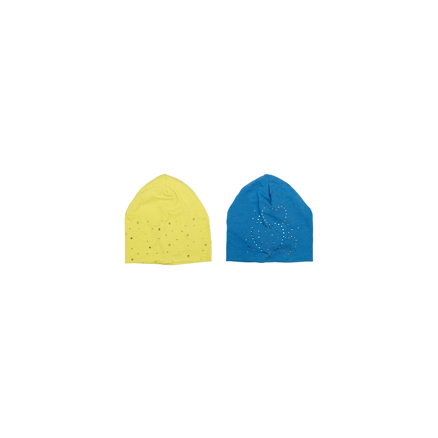 Шапка для девочки PlayTodayШапка для девочки PlayToday<br>Комплект шапок из трикотажа подойдет Вашему ребенку для прогулок в прохладную погоду. Шапка без завязок, плотно прилегает к голове, комфортна при носке.  <br><br>Преимущества: <br><br>Мягкий трикотаж<br>Плотно прилегают к голове<br>Комфортна при носке<br><br>Состав:<br>95% хлопок, 5% эластан<br><br>Ширина мм: 89<br>Глубина мм: 117<br>Высота мм: 44<br>Вес г: 155<br>Цвет: разноцветный<br>Возраст от месяцев: 72<br>Возраст до месяцев: 84<br>Пол: Женский<br>Возраст: Детский<br>Размер: 52,54,50<br>SKU: 5404357