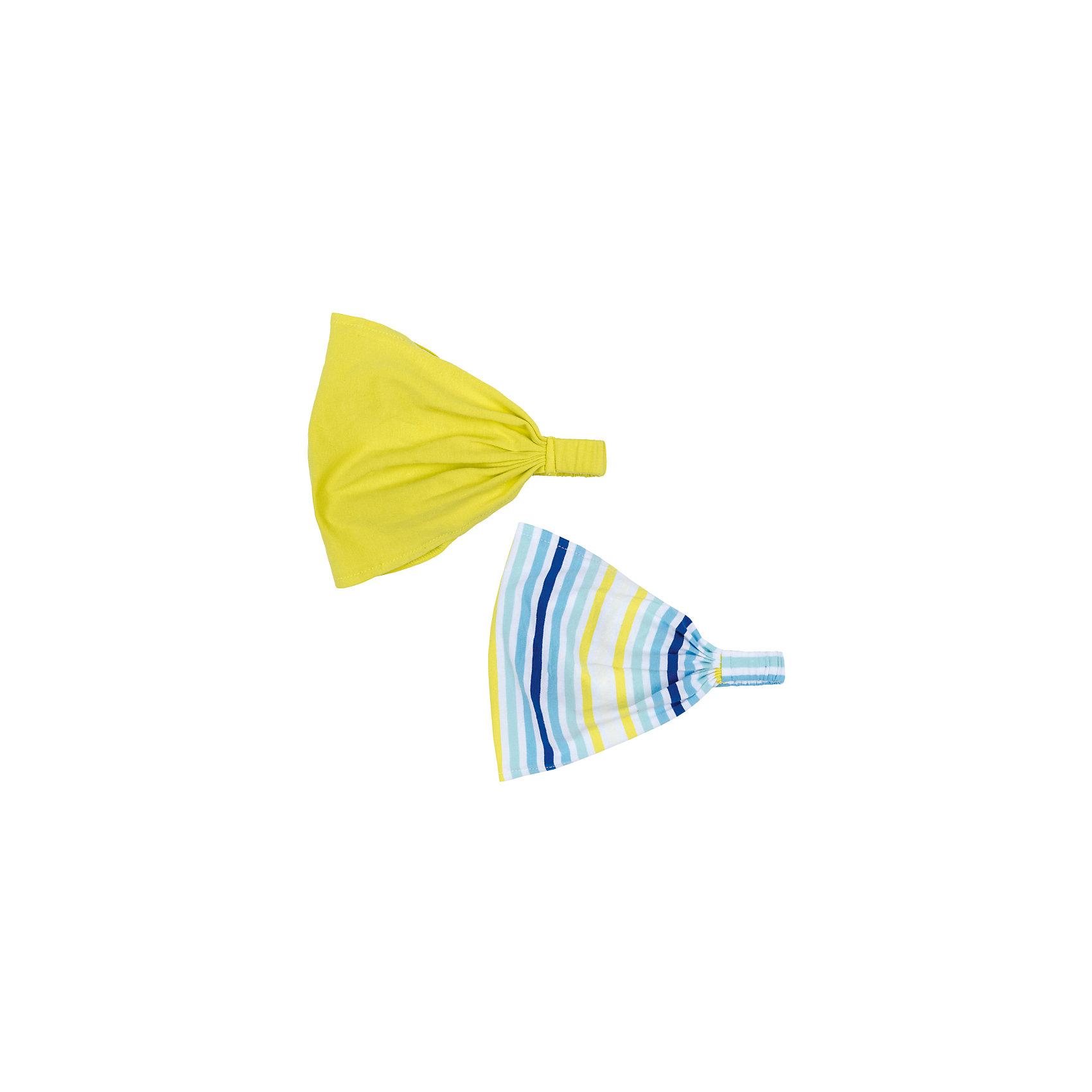 Бандана для девочки PlayTodayГоловные уборы<br>Характеристики товара:<br><br>• цвет: разноцветный<br>• состав: 95% хлопок, 5% эластан<br>• комплектация: 2 шт<br>• на резинке<br>• плотно прилегает к голове<br>• дышащий материал<br>• эластичный трикотаж<br>• комфортная посадка<br>• коллекция: весна-лето 2017<br>• страна бренда: Германия<br>• страна производства: Китай<br><br>Популярный бренд PlayToday выпустил новую коллекцию! Вещи из неё продолжают радовать покупателей удобством, стильным дизайном и продуманным кроем. Дети носят их с удовольствием. PlayToday - это линейка товаров, созданная специально для детей. Дизайнеры учитывают новые веяния моды и потребности детей. Порадуйте ребенка обновкой от проверенного производителя!<br>Такая симпатичная модель обеспечит ребенку комфорт благодаря качественному материалу и продуманному крою. С помощью неё можно удобно одеться по погоде и обеспечить защиту от солнца. Очень качественная вещь! <br><br>Бандану для девочки от известного бренда PlayToday можно купить в нашем интернет-магазине.<br><br>Ширина мм: 89<br>Глубина мм: 117<br>Высота мм: 44<br>Вес г: 155<br>Цвет: белый<br>Возраст от месяцев: 72<br>Возраст до месяцев: 84<br>Пол: Женский<br>Возраст: Детский<br>Размер: 54<br>SKU: 5404361