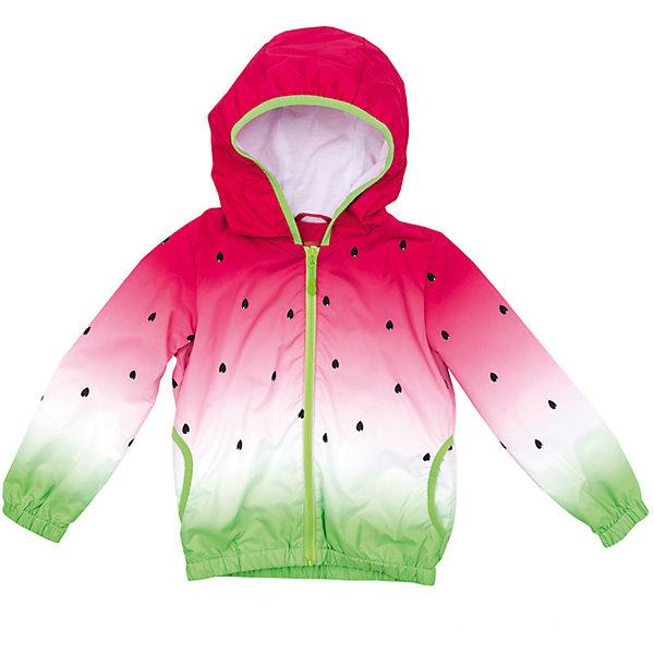 Куртка для девочки PlayTodayВерхняя одежда<br>Характеристики товара:<br><br>• цвет: разноцветный<br>• состав: 100% полиэстер, подкладка: 60% хлопок, 40% полиэстер<br>• без утеплителя<br>• температурный режим: от +10°С до +20°С<br>• карманы<br>• молния<br>• эластичные манжеты<br>• принт<br>• капюшон<br>• коллекция: весна-лето 2017<br>• страна бренда: Германия<br>• страна производства: Китай<br><br>Популярный бренд PlayToday выпустил новую коллекцию! Вещи из неё продолжают радовать покупателей удобством, стильным дизайном и продуманным кроем. Дети носят их с удовольствием. PlayToday - это линейка товаров, созданная специально для детей. Дизайнеры учитывают новые веяния моды и потребности детей. Порадуйте ребенка обновкой от проверенного производителя!<br>Такая демисезонная куртка обеспечит ребенку комфорт благодаря качественному материалу и продуманному крою. С помощью этой модели можно удобно одеться по погоде. Очень модная модель! Отлично подходит для переменной погоды межсезонья.<br><br>Куртку для девочки от известного бренда PlayToday можно купить в нашем интернет-магазине.<br><br>Ширина мм: 356<br>Глубина мм: 10<br>Высота мм: 245<br>Вес г: 519<br>Цвет: белый<br>Возраст от месяцев: 24<br>Возраст до месяцев: 36<br>Пол: Женский<br>Возраст: Детский<br>Размер: 98,128,104,110,116,122<br>SKU: 5404389