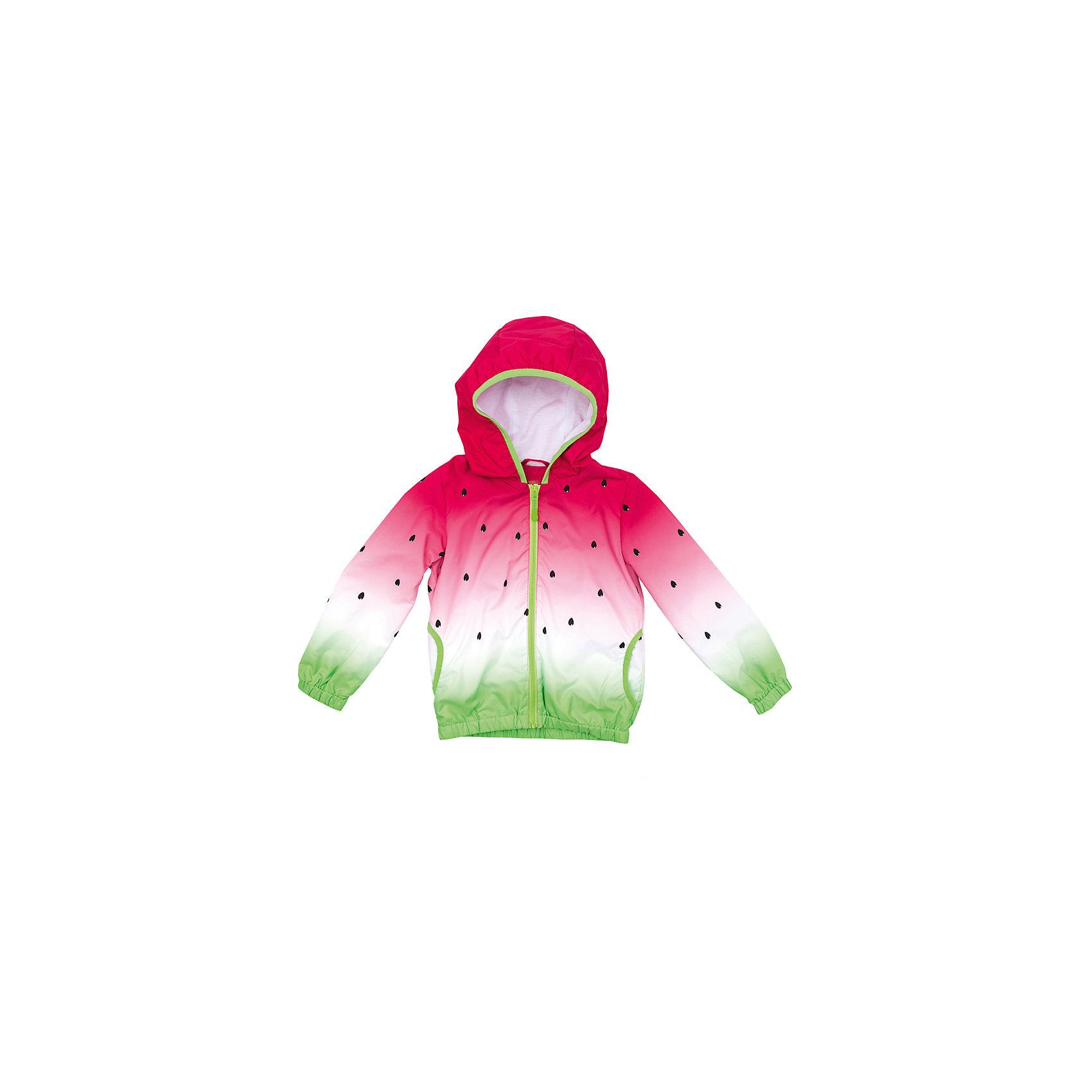 Куртка для девочки PlayTodayКуртка для девочки PlayToday<br>Практичная куртка яркой сочной расцветки со специальной водоотталкивающей пропиткой защитит Вашего ребенка в любую погоду! . Мягкие  резинки на рукавах и по низу изделия защитят Вашего ребенка - ветер не сможет проникнуть под куртку.  Модель с резинкой на капюшоне - даже во время активных игр капюшон не упадет с головы ребенка. Модель на подкладке из натуральных тканей.Преимущества: Водоооталкивающая тканьМодель с резинкой на капюшоне.Защита подбородка. Специальный карман для фиксации застежки - молнии не позволит застежке травмировать нежную кожу ребенка<br>Состав:<br>Верх: 100% полиэстер, подкладка: 60% хлопок, 40% полиэстер<br><br>Ширина мм: 356<br>Глубина мм: 10<br>Высота мм: 245<br>Вес г: 519<br>Цвет: разноцветный<br>Возраст от месяцев: 84<br>Возраст до месяцев: 96<br>Пол: Женский<br>Возраст: Детский<br>Размер: 128,98,104,110,116,122<br>SKU: 5404389