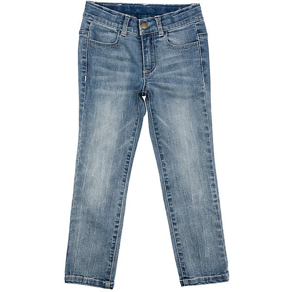 Джинсы для девочки PlayTodayДжинсовая одежда<br>Характеристики товара:<br><br>• цвет: синий<br>• состав: 78% хлопок, 20% полиэстер, 2% эластан<br>• качественный материал<br>• шлевки<br>• карманы <br>• эффект потертостей<br>• комфортная посадка<br>• коллекция: весна-лето 2017<br>• страна бренда: Германия<br>• страна производства: Китай<br><br>Популярный бренд PlayToday выпустил новую коллекцию! Вещи из неё продолжают радовать покупателей удобством, стильным дизайном и продуманным кроем. Дети носят их с удовольствием. PlayToday - это линейка товаров, созданная специально для детей. Дизайнеры учитывают новые веяния моды и потребности детей. Порадуйте ребенка обновкой от проверенного производителя!<br>Эта модель обеспечит ребенку комфорт благодаря качественному материалу и удобному крою. С её помощью можно сделать интересный акцент в образе, дополнить наряд и одеться по погоде. Очень модная вещь! Выглядит стильно и аккуратно.<br><br>Джинсы для девочки от известного бренда Scool можно купить в нашем интернет-магазине.<br>Ширина мм: 215; Глубина мм: 88; Высота мм: 191; Вес г: 336; Цвет: темно-синий; Возраст от месяцев: 84; Возраст до месяцев: 96; Пол: Женский; Возраст: Детский; Размер: 128,98,104,110,116,122; SKU: 5404410;