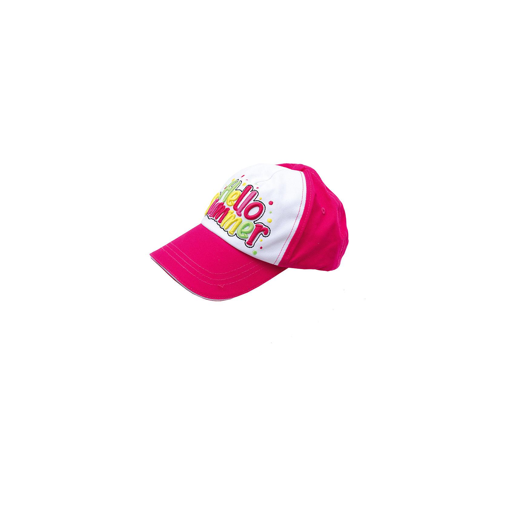 Кепка для девочки PlayTodayГоловные уборы<br>Кепка для девочки PlayToday<br>Модная кепка - бейсболка из натурального хлопка  понравится Вашему ребенку и защитит в солнечную погоду. Модель с эффектной аппликацией<br>Состав:<br>100% хлопок<br><br>Ширина мм: 89<br>Глубина мм: 117<br>Высота мм: 44<br>Вес г: 155<br>Цвет: разноцветный<br>Возраст от месяцев: 72<br>Возраст до месяцев: 84<br>Пол: Женский<br>Возраст: Детский<br>Размер: 54,50,52<br>SKU: 5404529