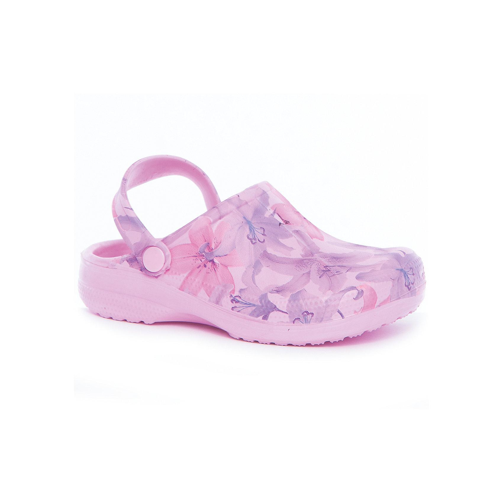 Сабо для девочки PlayTodayПляжная обувь<br>Пантолеты для девочки PlayToday<br>Эти удобные пантолеты прекрасно подойдут и для дачи, и для пляжа. Подвижный пяточный ремень позволяет легко снимать о одевать обувь. Перфорированная носочная часть обеспечивает хорошую вентиляцию <br><br>Преимущества: <br><br>Подвижный пяточный ремень позволяет легко снимать и одевать пантолеты<br>Перфорированная носочная часть обеспечивает хорошую вентиляцию<br><br>Состав:<br>100% этилвинилацетат<br><br>Ширина мм: 225<br>Глубина мм: 139<br>Высота мм: 112<br>Вес г: 290<br>Цвет: разноцветный<br>Возраст от месяцев: 96<br>Возраст до месяцев: 108<br>Пол: Женский<br>Возраст: Детский<br>Размер: 32,28,29,30,31<br>SKU: 5404654
