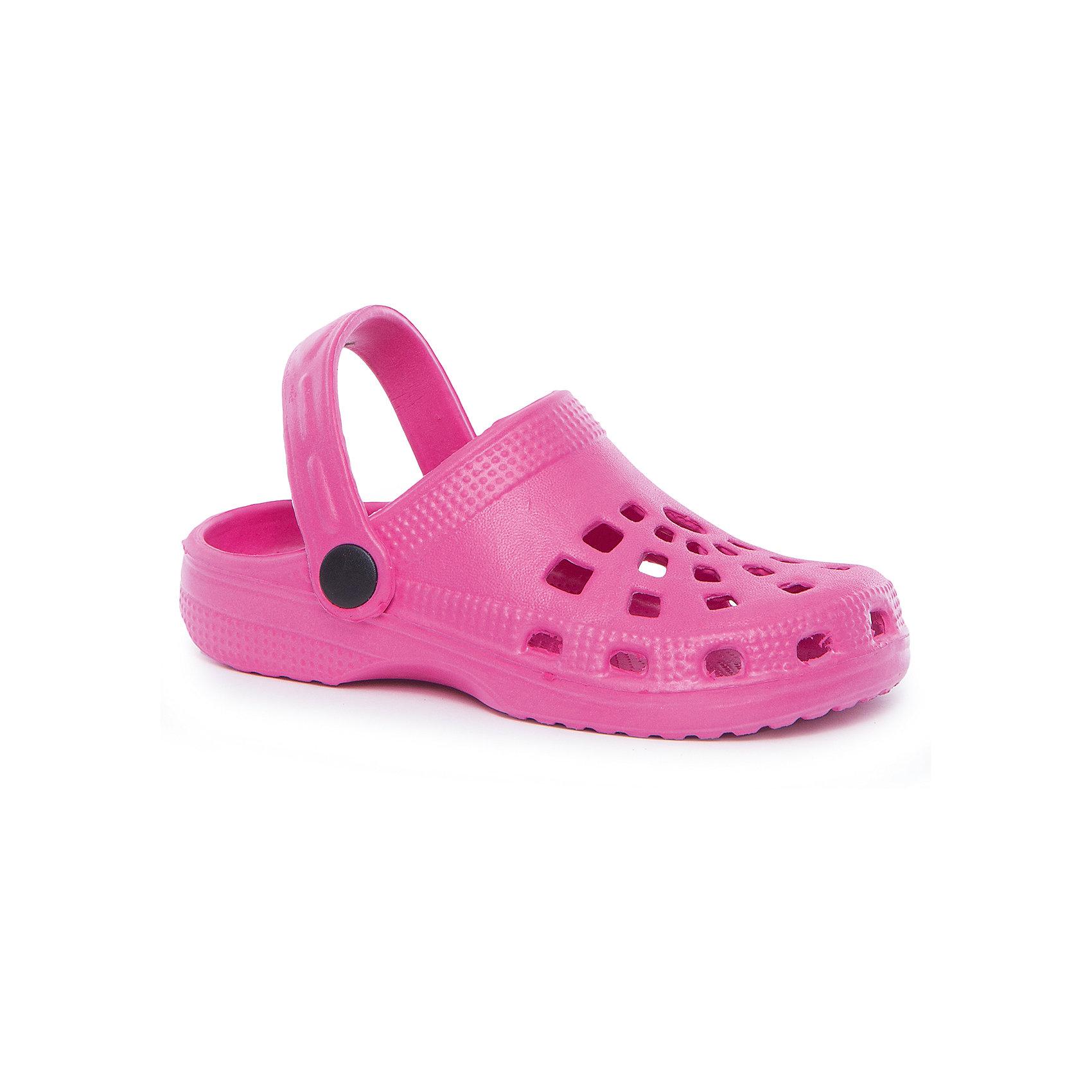 Пантолеты для девочки PlayTodayПантолеты для девочки PlayToday<br>Удобные пантолеты (кроксы) прекрасно подойдут и для поездки на пляж, и для дачи. Модель с подвижным запяточным ремнем, который можно откинуть , что позволяет легко снимать и одевать обувь. Изготовлены из легкого материала. Перфорация в верхней части обеспечивает вентиляцию ноги<br>Состав:<br>100% этилвинилацетат<br><br>Ширина мм: 225<br>Глубина мм: 139<br>Высота мм: 112<br>Вес г: 290<br>Цвет: розовый<br>Возраст от месяцев: 96<br>Возраст до месяцев: 108<br>Пол: Женский<br>Возраст: Детский<br>Размер: 32,28,29,30,31<br>SKU: 5404660