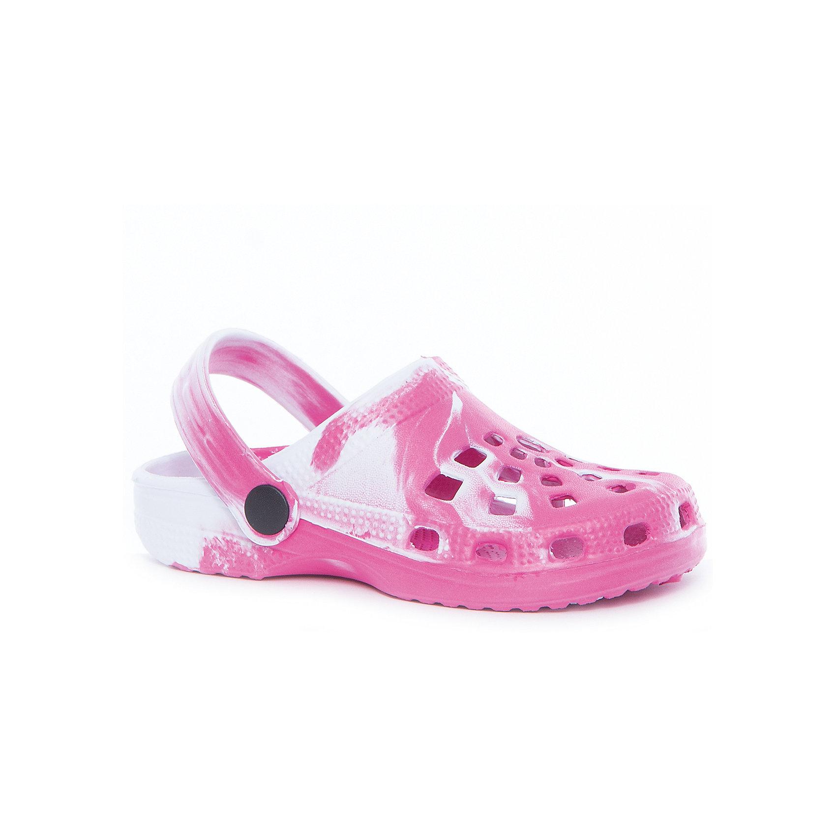 Сабо для девочки PlayTodayПляжная обувь<br>Пантолеты для девочки PlayToday<br>Эти удобные пантолеты прекрасно подойдут и для дачи, и для пляжа. Подвижный пяточный ремень позволяет легко снимать о одевать обувь. Перфорированная носочная часть обеспечивает хорошую вентиляцию <br><br>Преимущества: <br><br>Подвижный пяточный ремень позволяет легко снимать и одевать пантолеты<br>Перфорированная носочная часть обеспечивает хорошую вентиляцию<br><br>Состав:<br>100% этилвинилацетат<br><br>Ширина мм: 225<br>Глубина мм: 139<br>Высота мм: 112<br>Вес г: 290<br>Цвет: разноцветный<br>Возраст от месяцев: 96<br>Возраст до месяцев: 108<br>Пол: Женский<br>Возраст: Детский<br>Размер: 32,28,29,30,31<br>SKU: 5404666