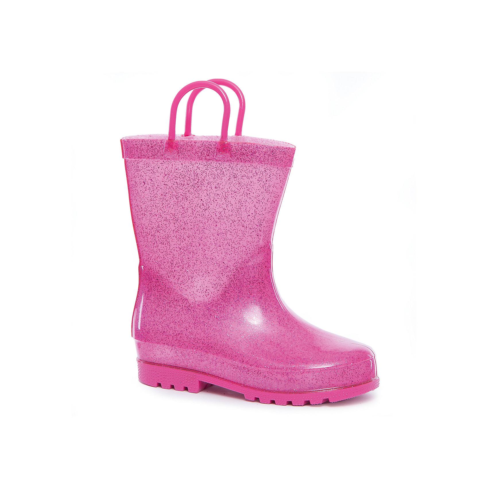 Резиновые сапоги  для девочки PlayTodayРезиновые сапоги<br>Сапоги для девочки PlayToday<br>Стильные сапоги прекрасно подойдут для прогулок в дождливую погоду. Подошва из гибкого, не скользящего материала. Рифление обеспечивает хорошее сцепление с поверхностью. Удобная пятка укреплена жестким задником. Модель плотно садится на ноге ребенка, что обеспечивает комфорт при носке. <br><br>Преимущества: <br><br>Подошва из гибкого, нескользящего материала<br>Рифление подошвы обеспечивает хорошее сцепление с поверхностью<br>Сапоги на небольшом устойчивом каблуке<br><br>Состав:<br>Верх:100%поливинилхлорид;Подкладка:100%нейлон;Подошва:100%поливинилхлорид<br><br>Ширина мм: 257<br>Глубина мм: 180<br>Высота мм: 130<br>Вес г: 420<br>Цвет: розовый<br>Возраст от месяцев: 132<br>Возраст до месяцев: 144<br>Пол: Женский<br>Возраст: Детский<br>Размер: 35,28,29,30,31,32,33,34<br>SKU: 5404672