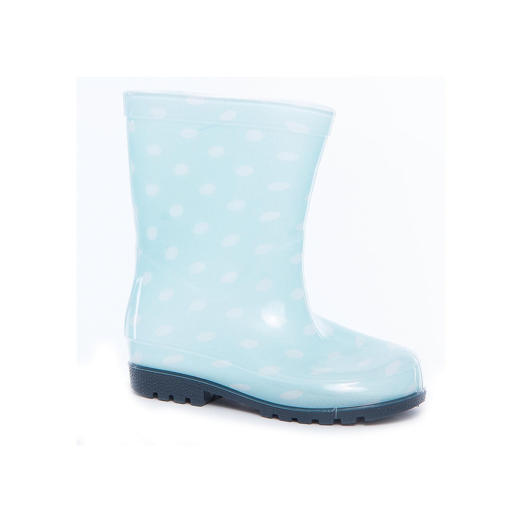 Резиновые сапоги  для девочки PlayTodayРезиновые сапоги<br>Сапоги для девочки PlayToday<br>Стильные сапоги прекрасно подойдут для прогулок в дождливую погоду. Подошва из гибкого, не скользящего материала. Рифление обеспечивает хорошее сцепление с поверхностью. Удобная пятка укреплена жестким задником. Модель плотно садится на ноге ребенка, что обеспечивает комфорт при носке. <br><br>Преимущества: <br><br>Подошва из гибкого, нескользящего материала<br>Рифление подошвы обеспечивает хорошее сцепление с поверхностью<br>Сапоги на небольшом устойчивом каблуке<br><br>Состав:<br>Верх:100%поливинилхлорид;Подкладка:100%нейлон;Подошва:100%поливинилхлорид<br><br>Ширина мм: 257<br>Глубина мм: 180<br>Высота мм: 130<br>Вес г: 420<br>Цвет: голубой<br>Возраст от месяцев: 60<br>Возраст до месяцев: 72<br>Пол: Женский<br>Возраст: Детский<br>Размер: 29,30,31,33,34,32,35,28<br>SKU: 5404681
