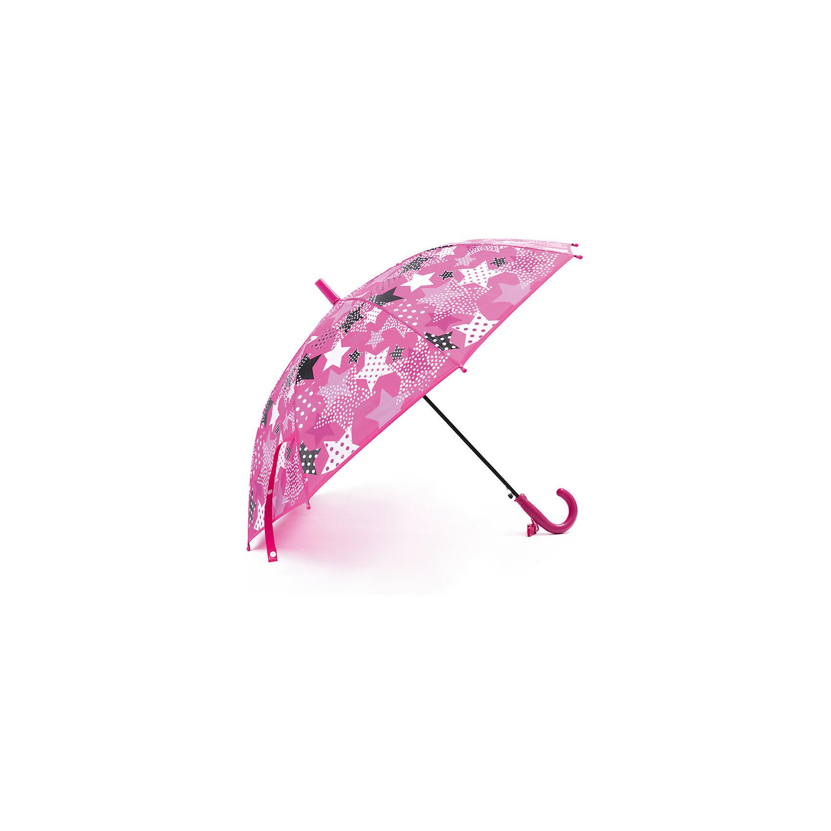 Зонт для девочки PlayTodayЗонт для девочки PlayToday<br>Этот яркий зонтик обязательно понравится Вашему ребенку! Оснащен специальной безопасной системой открывания и закрывания. Материал каркаса ветроустойчивый. Концы спиц снабжены пластмассовыми наконечниками для защиты от травм. Такой зонт идеально подойдет для прогулок в дождливую погоду. <br><br>Преимущества: <br><br>Оснащен специальной безопасной системой открывания и закрывания<br>Концы спиц снабжены пластмассовыми наконечниками для защиты от травм<br><br>Состав:<br>Каркас: 100:сталь; Купол: 100%полиэстер; Ручка:100% АБС пластик<br><br>Ширина мм: 170<br>Глубина мм: 157<br>Высота мм: 67<br>Вес г: 117<br>Цвет: разноцветный<br>Возраст от месяцев: 60<br>Возраст до месяцев: 144<br>Пол: Женский<br>Возраст: Детский<br>Размер: one size<br>SKU: 5404744