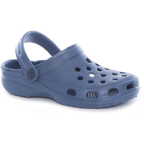 Сабо для мальчика ScoolПляжная обувь<br>Характеристики товара:<br><br>• цвет: синий<br>• состав: 100% этилвинилацетат<br>• сезон: лето<br>• с перфорацией<br>• фиксация пятки<br>• страна бренда: Германия<br>• страна производства: Китай<br><br>Пляжные шлёпанцы для мальчика Scool. Удобные шлёпанцы (кроксы) прекрасно подойдут и для поездки на пляж, и для дачи. Модель с подвижным запяточным ремнем, который можно откинуть , что позволяет легко снимать и одевать обувь. Изготовлены из легкого материала. Перфорация в верхней части обеспечивает вентиляцию ноги.<br><br>Пантолеты для мальчика от известного бренда Scool можно купить в нашем интернет-магазине.<br><br>Ширина мм: 225<br>Глубина мм: 139<br>Высота мм: 112<br>Вес г: 290<br>Цвет: синий<br>Возраст от месяцев: 144<br>Возраст до месяцев: 156<br>Пол: Мужской<br>Возраст: Детский<br>Размер: 36,39,38,37<br>SKU: 5406848