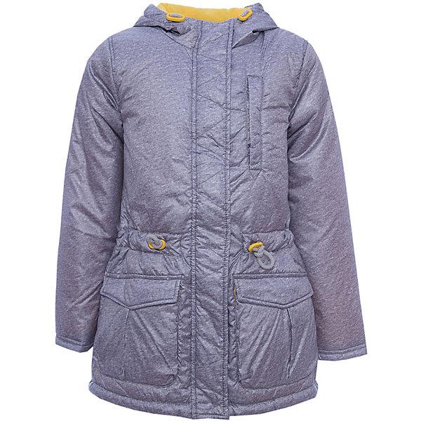 Куртка для девочки ScoolВерхняя одежда<br>Характеристики товара:<br><br>• цвет: серый<br>• состав: 100% полиэстер<br>• подкладка: 60% полиэстер, 40% хлопок, <br>• утеплитель: 100% полиэстер, 80 г/м2<br>• температурный режим: от +5°С до +15°С<br>• сезон: демисезон<br>• стеганая<br>• шнурок-утяжка на поясе и по низу изделия<br>• водоотталкивающая пропитка<br>• удобные карманы<br>• застёжка: молния с защитой подбородка<br>• капюшон на мягкой резинке<br>• страна бренда: Германия<br>• страна производства: Китай<br><br>Утеплённая куртка для девочки Scool. Практичная стёганая куртка с капюшоном со специальной водоотталкивающей пропиткой защитит ребенка в любую погоду! Специальный карман для фиксации застежки-молнии не позволит застежке травмировать нежную детскую кожу. Мягкая резинка на капюшоне не позволит ему упасть с головы вашего ребенка даже во время активных игр. Для дополнительного сохранения тепла модель снабжена шнурами - кулисками на поясе и по низу изделия. Куртка на молнии.<br><br>Куртку для девочки от известного бренда Scool можно купить в нашем интернет-магазине.<br>Ширина мм: 356; Глубина мм: 10; Высота мм: 245; Вес г: 519; Цвет: серый; Возраст от месяцев: 108; Возраст до месяцев: 120; Пол: Женский; Возраст: Детский; Размер: 140,134,164,158,152,146; SKU: 5406869;