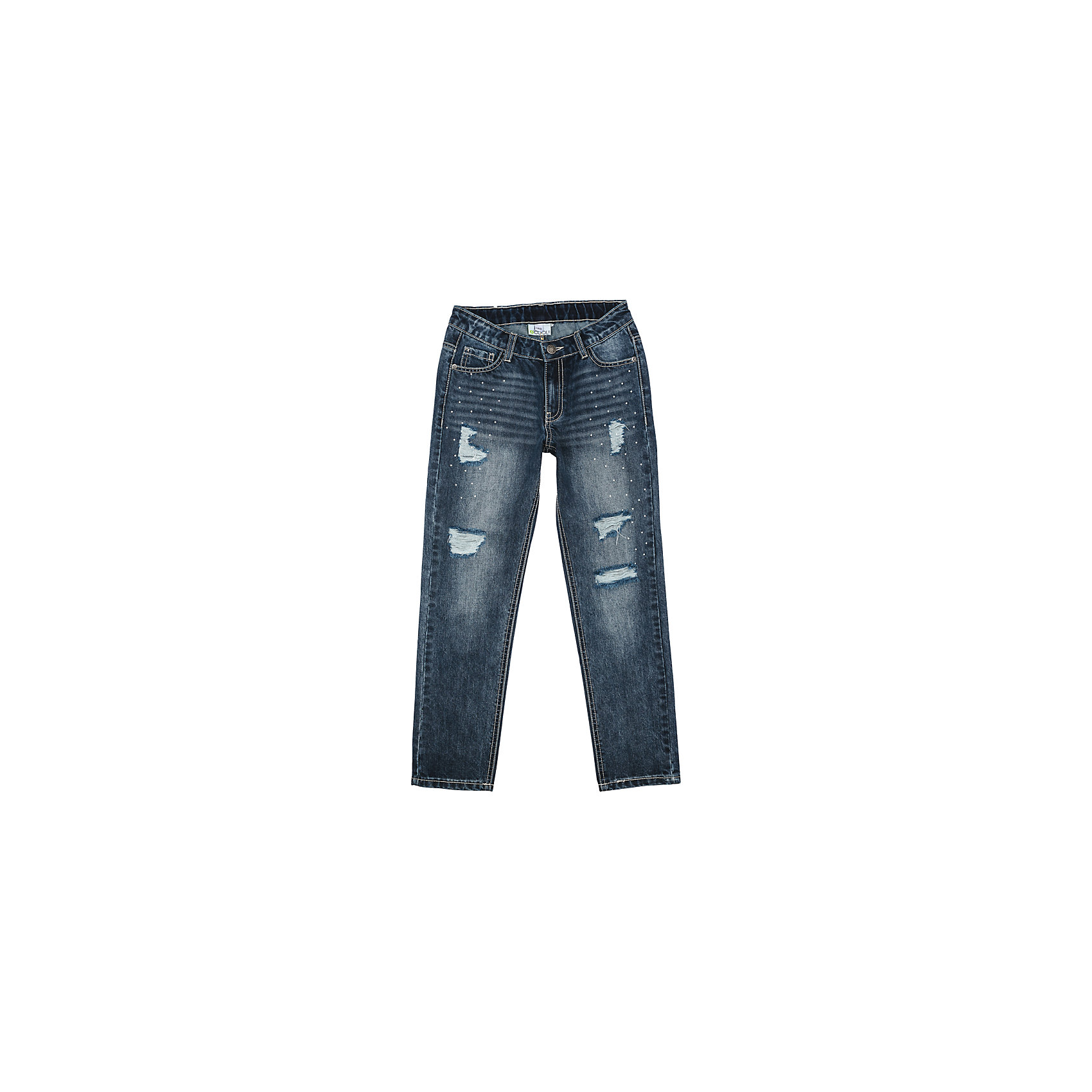 Джинсы для девочки ScoolДжинсовая одежда<br>Джинсы для девочки Scool<br>Джинсы джинсы из натуральной ткани с эффектом потертости прекрасно подойдут Вашему ребенку для отдыха и прогулок. Модель со шлевками, при необходимости может быть дополнена ремнем. Модель декорирована яркими стразами. Джинсы могут быть хорошей базовой вещью в детском гардеробе.<br>Состав:<br>100% хлопок<br><br>Ширина мм: 215<br>Глубина мм: 88<br>Высота мм: 191<br>Вес г: 336<br>Цвет: синий<br>Возраст от месяцев: 156<br>Возраст до месяцев: 168<br>Пол: Женский<br>Возраст: Детский<br>Размер: 164,134,140,146,152,158<br>SKU: 5407015