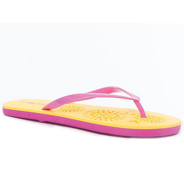 Шлепанцы для девочки ScoolПляжная обувь<br>Характеристики товара:<br><br>• цвет: жёлтый/розовый<br>• состав: 100% этилвинилацетат<br>• сезон: лето<br>• подходят для пляжа и для занятий в бассейне<br>• страна бренда: Германия<br>• страна производства: Китай<br><br>Пляжные шлепанцы для девочки Scool. Вьетнамки выполнены из мягкого водонепроницаемого материала. Контрасный рисунок подошвы выгодно отличает данное изделие<br><br>Шлепанцы для девочки от известного бренда Scool можно купить в нашем интернет-магазине.<br><br>Ширина мм: 225<br>Глубина мм: 139<br>Высота мм: 112<br>Вес г: 290<br>Цвет: белый<br>Возраст от месяцев: 168<br>Возраст до месяцев: 1188<br>Пол: Женский<br>Возраст: Детский<br>Размер: 39,40,38,37,36<br>SKU: 5407121