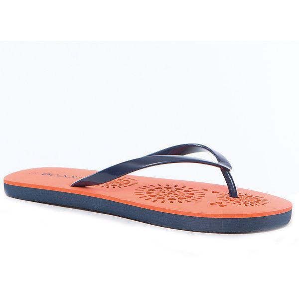 Шлепанцы для девочки ScoolПляжная обувь<br>Характеристики товара:<br><br>• цвет: оранжевый/синий<br>• состав: 100% этилвинилацетат<br>• сезон: лето<br>• подходят для пляжа и для занятий в бассейне<br>• страна бренда: Германия<br>• страна производства: Китай<br><br>Пляжные шлепанцы для девочки Scool. Вьетнамки выполнены из мягкого водонепроницаемого материала. Контрасный рисунок подошвы выгодно отличает данное изделие.<br><br>Пантолеты для девочки от известного бренда Scool можно купить в нашем интернет-магазине.<br><br>Ширина мм: 225<br>Глубина мм: 139<br>Высота мм: 112<br>Вес г: 290<br>Цвет: белый<br>Возраст от месяцев: 168<br>Возраст до месяцев: 192<br>Пол: Женский<br>Возраст: Детский<br>Размер: 40,36,39,38,37<br>SKU: 5407155