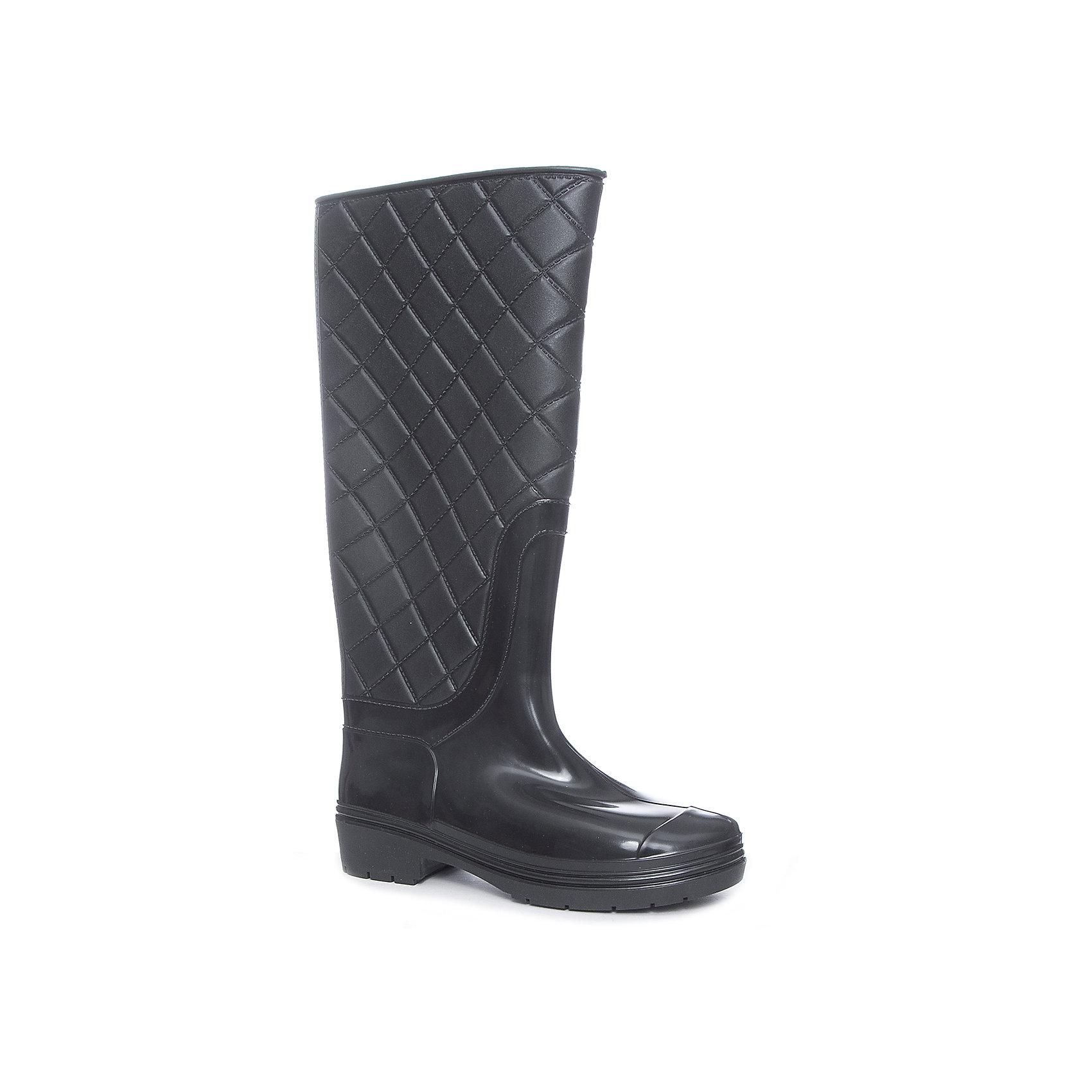Резиновые сапоги для девочки ScoolРезиновые сапоги<br>Сапоги для девочки Scool<br>Резиновые сапоги прекрасно подойдут для прогулок в дождливую погоду. Сапоги на утолщенной рифленой подошве. Модель на небольшом устойчивом каблуке. Мягкая подкладка обеспечит комфорт ногам.Преимущества: Модель на небольшом каблукеВысокая рифленая подошваМодель на мягкой подкладке<br>Состав:<br>Верх:100%поливинилхлорид;Подкладка:100%нейлон;Подошва:100%поливинилхлорид<br><br>Ширина мм: 257<br>Глубина мм: 180<br>Высота мм: 130<br>Вес г: 420<br>Цвет: черный<br>Возраст от месяцев: 168<br>Возраст до месяцев: 192<br>Пол: Женский<br>Возраст: Детский<br>Размер: 40,36,37,38,39<br>SKU: 5407161