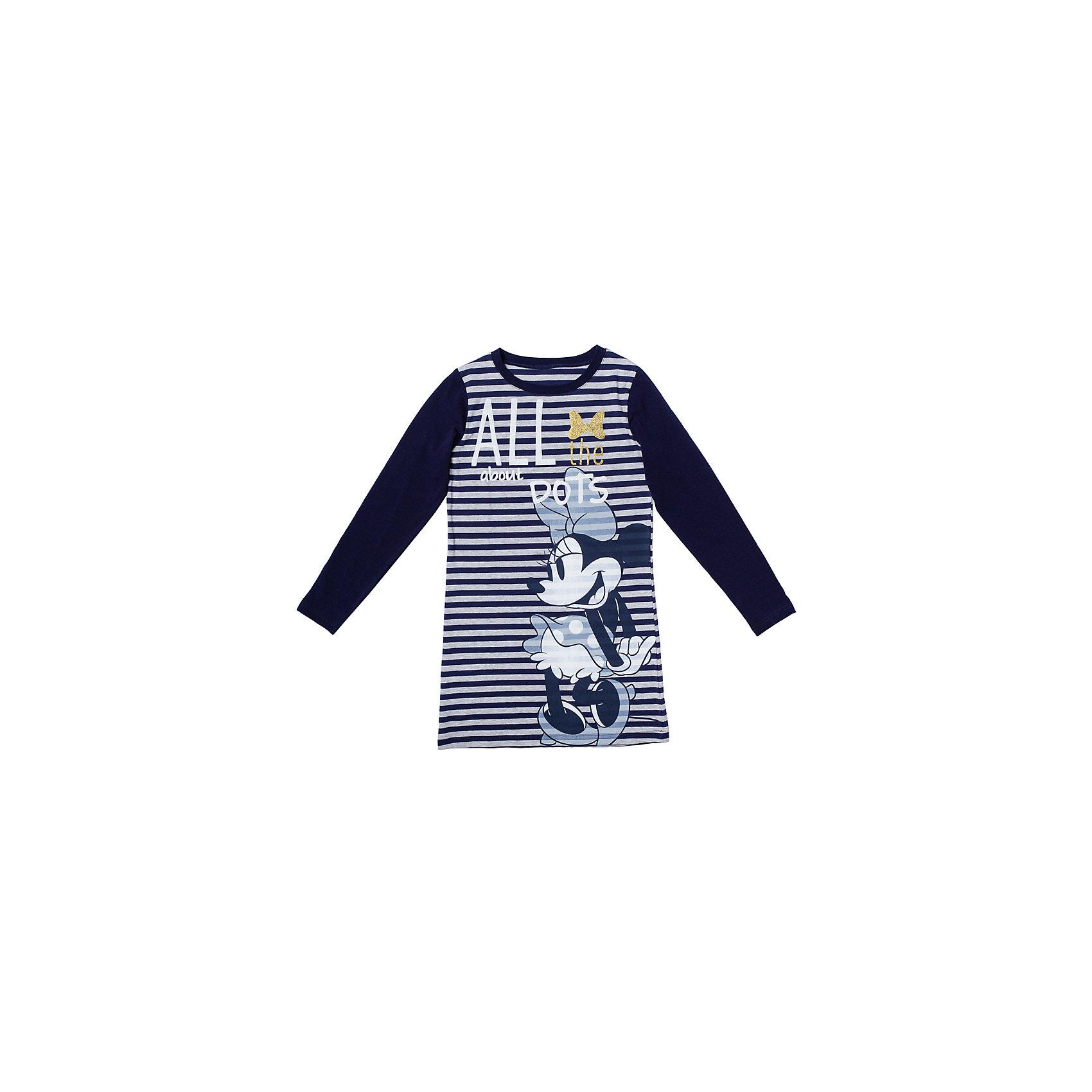 Платье для девочки ScoolПлатье для девочки Scool<br>Платье прямого кроя с округлым вырезом у горловины будет прекрасным дополнением детского гардероба. Трикотаж - yarn dyed - в процессе производства в полотне используются разного цвета нити. Тем самым платье, при рекомендуемом уходе, не линяет и надолго остается в прежнем виде, это определенный знак качества. Модель декорирована ярким принтом.Преимущества: Метод производства - YARN DYEDСвободный крой не сковывает движений ребенкаМатериал приятен к телу и не вызывает раздражений<br>Состав:<br>95% хлопок, 5% эластан<br><br>Ширина мм: 236<br>Глубина мм: 16<br>Высота мм: 184<br>Вес г: 177<br>Цвет: разноцветный<br>Возраст от месяцев: 156<br>Возраст до месяцев: 168<br>Пол: Женский<br>Возраст: Детский<br>Размер: 164,134,140,146,152,158<br>SKU: 5407239