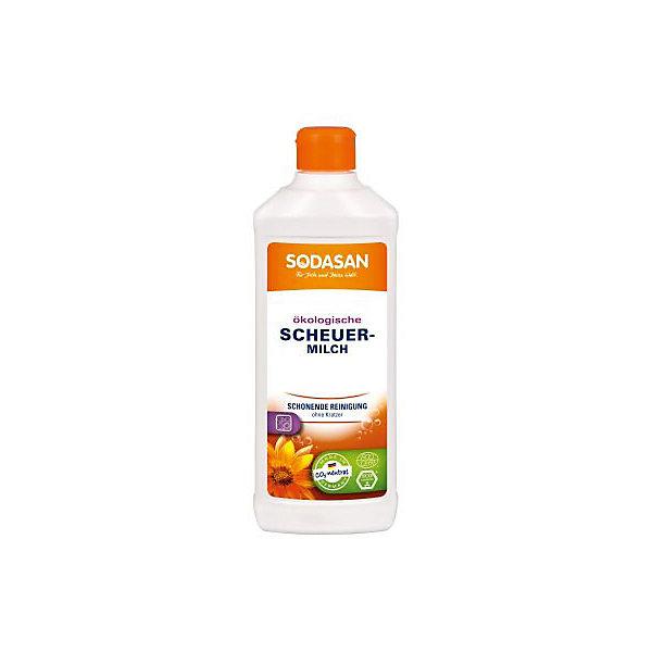 Крем очищающий для стеклокерамики и других деликатных поверхностей 500мл, SodasanБытовая химия<br>Бережная очистка без царапин<br>Преимущества:<br><br>эффективная, тщательная очистка<br>без красителей или консервантов<br>естественный аромат чистых эфирных масел<br>Использование:<br>Для эффективного и продуктивного удаления загрязнений на твердых поверхностях, таких как керамическая и индукционная конфорка, эмаль, керамика, нержавеющая сталь или сантехническое оборудование.<br><br>Экологические преимущества:<br>Мраморный порошок - широко используемое минеральное вещество, которое не разлагается в сточных водах.<br>Продукт является CO2-нейтральным. Мы используем только электроэнергию Greenpeace energy, следовательно, на 100% обходимся без ядерной энергии.<br>Ширина мм: 250; Глубина мм: 100; Высота мм: 250; Вес г: 500; Возраст от месяцев: 216; Возраст до месяцев: 1188; Пол: Унисекс; Возраст: Детский; SKU: 5407606;