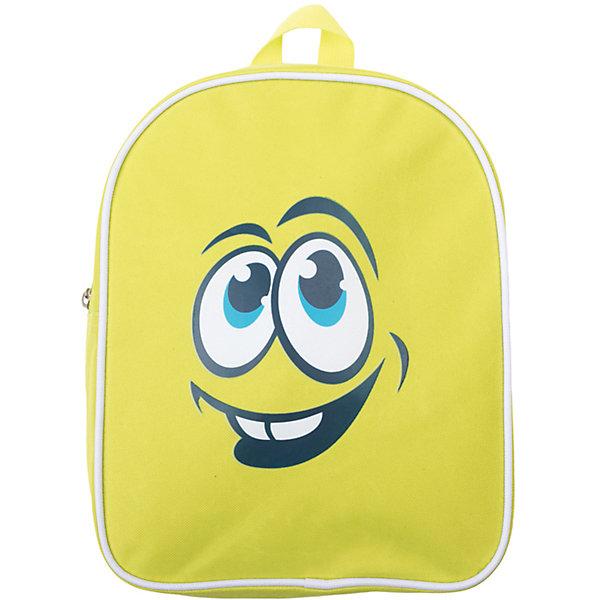 Рюкзак для мальчика PlayTodayАксессуары<br>Характеристики товара:<br><br>• цвет: желтый<br>• состав: 100% полиэстер<br>• подкладка: 100% полиэстер<br>• количество отделений: 1<br>• дополнительный вкладной мешок для обуви<br>• широкие регулируемые лямки<br>• петля для подвешивания рюкзака<br>• застёжка: молния<br>• размер упаковки: 33х23х4 см<br>• вес в упаковке: 235 грамм<br>• страна бренда: Германия<br>• страна производства: Китай<br><br>Удобный рюкзак в стиле милитари с забавным принтом. Внутри дополнительный вкладной мешок, в который можно класть обувь. Рюкзак на молнии с одним отделением и широкими регулируемыми по длине лямками.<br><br>Рюкзак для мальчика от известного бренда PlayToday можно купить в нашем интернет-магазине.<br><br>Ширина мм: 227<br>Глубина мм: 11<br>Высота мм: 226<br>Вес г: 350<br>Цвет: белый<br>Возраст от месяцев: 6<br>Возраст до месяцев: 9<br>Пол: Мужской<br>Возраст: Детский<br>Размер: one size<br>SKU: 5407681