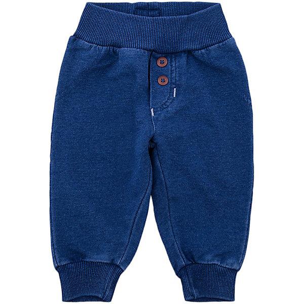 Брюки для мальчика PlayTodayБрюки<br>Характеристики товара:<br><br>• цвет: синий<br>• состав: 95% хлопок, 5% эластан<br>• сезон: демисезон<br>• эластичные манжеты<br>• пояс - резинка<br>• спортивный стиль<br>• страна бренда: Германия<br>• страна производства: Китай<br><br>Однотонные брюки на резинке для мальчика PlayToday. Удобные брюки смогут быть одной из базовых вещей в гардеробе ребенка. Модель на широкой резинке, низ штанин на мягких манжетах. Свободный крой не сковывает движений ребенка.<br><br>Брюки для мальчика от известного бренда Scool можно купить в нашем интернет-магазине.<br><br>Ширина мм: 215<br>Глубина мм: 88<br>Высота мм: 191<br>Вес г: 336<br>Цвет: темно-синий<br>Возраст от месяцев: 2<br>Возраст до месяцев: 5<br>Пол: Мужской<br>Возраст: Детский<br>Размер: 62,68,56,74<br>SKU: 5407999