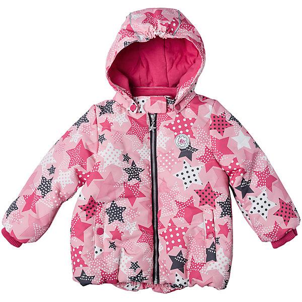 Куртка для девочки PlayTodayВерхняя одежда<br>Характеристики товара:<br><br>• цвет: разноцветный<br>• состав: 100% полиэстер, подкладка: 80% хлопок, 20% полиэстер<br>• утеплитель: 100% полиэстер, 150 г/м2<br>• температурный режим: от +0°С до +15°С<br>• с водоотталкивающей пропиткой<br>• декорирована принтом<br>• карманы<br>• защита подбородка<br>• молния<br>• эластичные манжеты<br>• светоотражающие элементы<br>• капюшон<br>• коллекция: весна-лето 2017<br>• страна бренда: Германия<br>• страна производства: Китай<br><br>Популярный бренд PlayToday выпустил новую коллекцию! Вещи из неё продолжают радовать покупателей удобством, стильным дизайном и продуманным кроем. Дети носят их с удовольствием. PlayToday - это линейка товаров, созданная специально для детей. Дизайнеры учитывают новые веяния моды и потребности детей. Порадуйте ребенка обновкой от проверенного производителя!<br>Такая демисезонная куртка обеспечит ребенку комфорт благодаря качественному материалу и продуманному крою. С помощью этой модели можно удобно одеться по погоде. Очень модная модель! Отлично подходит для переменной погоды межсезонья.<br><br>Куртку для девочки от известного бренда PlayToday можно купить в нашем интернет-магазине.<br><br>Ширина мм: 356<br>Глубина мм: 10<br>Высота мм: 245<br>Вес г: 519<br>Цвет: белый<br>Возраст от месяцев: 6<br>Возраст до месяцев: 9<br>Пол: Женский<br>Возраст: Детский<br>Размер: 74,80,92,86<br>SKU: 5408074