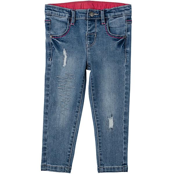 Джинсы для девочки PlayTodayДжинсовая одежда<br>Характеристики товара:<br><br>• цвет: голубой<br>• состав: 72% хлопок, 23% полиэстер, 3% вискоза, 2% эластан<br>• шлевки<br>• качественный материал<br>• карманы <br>• эффект потертостей<br>• комфортная посадка<br>• коллекция: весна-лето 2017<br>• страна бренда: Германия<br>• страна производства: Китай<br><br>Популярный бренд PlayToday выпустил новую коллекцию! Вещи из неё продолжают радовать покупателей удобством, стильным дизайном и продуманным кроем. Дети носят их с удовольствием. PlayToday - это линейка товаров, созданная специально для детей. Дизайнеры учитывают новые веяния моды и потребности детей. Порадуйте ребенка обновкой от проверенного производителя!<br>Эта модель обеспечит ребенку комфорт благодаря качественному материалу и удобному крою. С её помощью можно сделать интересный акцент в образе, дополнить наряд и одеться по погоде. Очень модная вещь! Выглядит стильно и аккуратно.<br><br>Джинсы для девочки от известного бренда Scool можно купить в нашем интернет-магазине.<br>Ширина мм: 215; Глубина мм: 88; Высота мм: 191; Вес г: 336; Цвет: голубой; Возраст от месяцев: 12; Возраст до месяцев: 18; Пол: Женский; Возраст: Детский; Размер: 86,80,74,92; SKU: 5408104;
