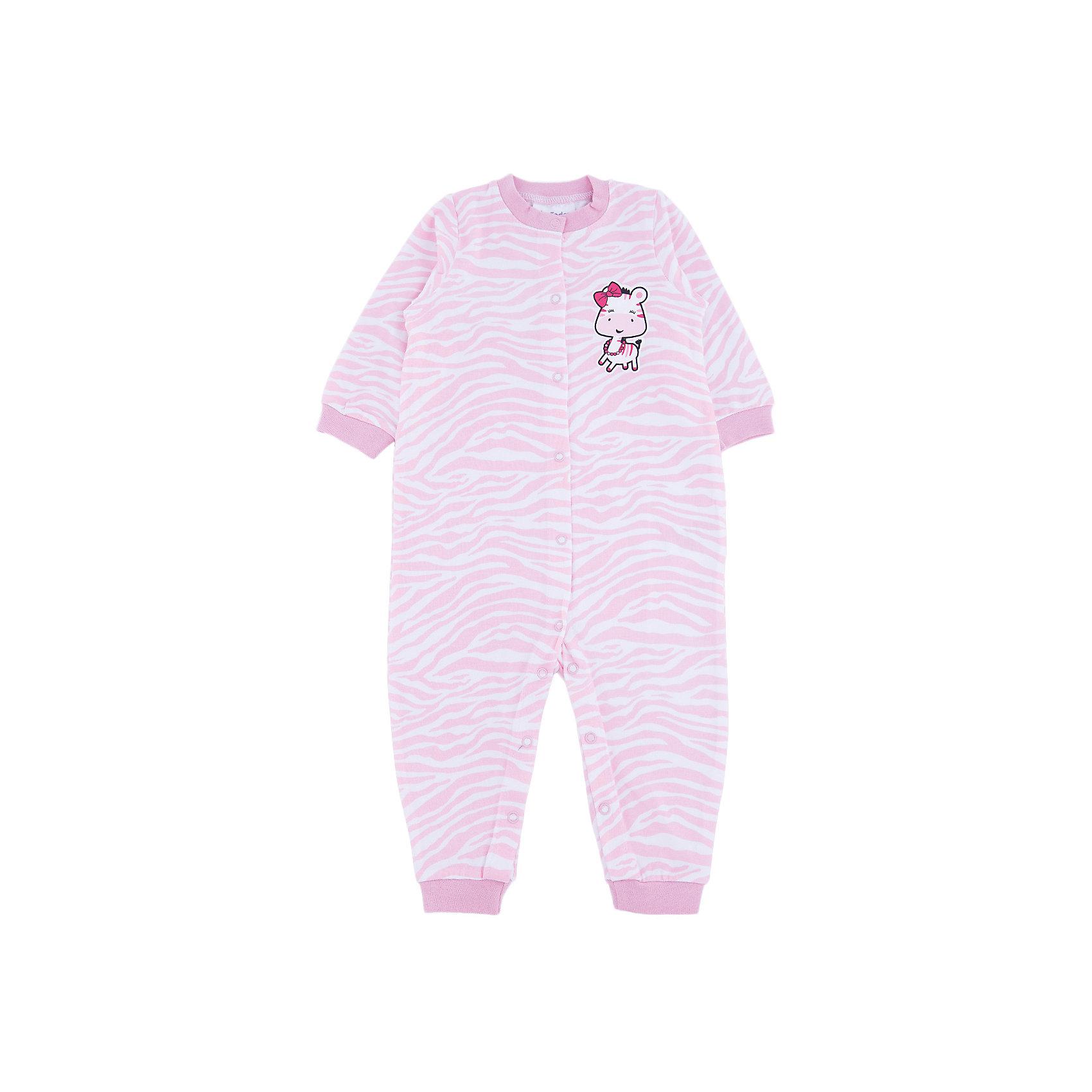 Пижама для девочки PlayTodayПижамы<br>Характеристики товара:<br><br>• цвет: розовый<br>• состав: 95% хлопок, 5% эластан<br>• кнопки для удобства одевания<br>• качественный материал<br>• манжеты на мягких резинках<br>• длинные рукава<br>• дышащий трикотаж<br>• комфортная посадка<br>• коллекция: весна-лето 2017<br>• страна бренда: Германия<br>• страна производства: Китай<br><br>Популярный бренд PlayToday выпустил новую коллекцию! Вещи из неё продолжают радовать покупателей удобством, стильным дизайном и продуманным кроем. Дети носят их с удовольствием. PlayToday - это линейка товаров, созданная специально для детей. Дизайнеры учитывают новые веяния моды и потребности детей. Порадуйте ребенка обновкой от проверенного производителя!<br>Эта модель обеспечит ребенку комфорт благодаря качественному материалу и удобному крою. Отличный вариант домашней одежды - она не трет и давит, не ограничивает свободу движений! Выглядит стильно и аккуратно.<br><br>Пижаму для девочки от известного бренда Scool можно купить в нашем интернет-магазине.<br><br>Ширина мм: 281<br>Глубина мм: 70<br>Высота мм: 188<br>Вес г: 295<br>Цвет: белый<br>Возраст от месяцев: 6<br>Возраст до месяцев: 9<br>Пол: Женский<br>Возраст: Детский<br>Размер: 74,92,80,86<br>SKU: 5408200