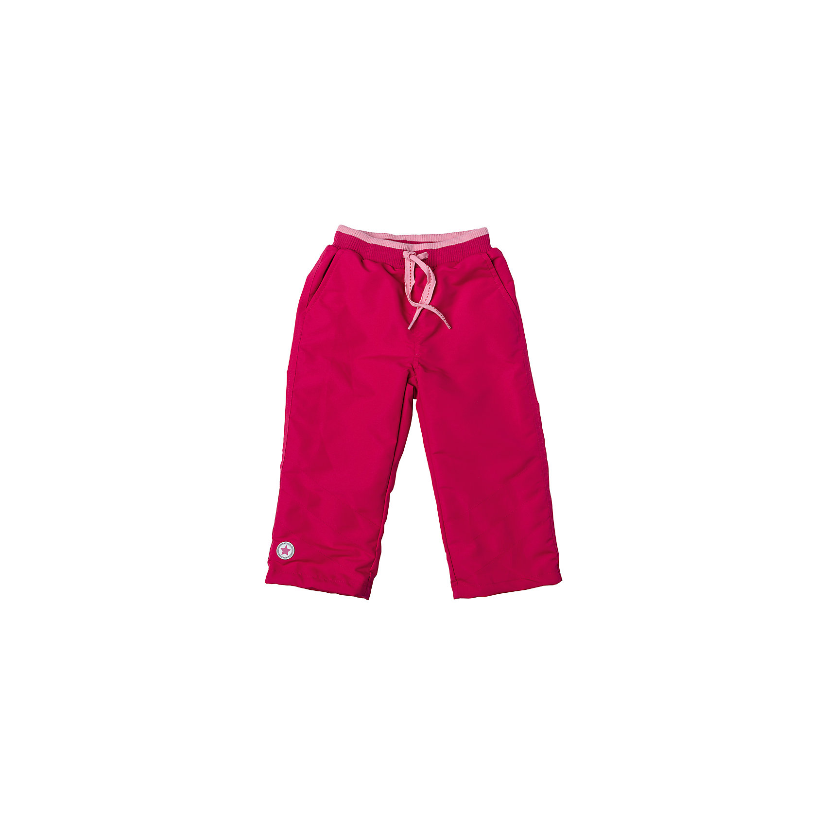 Брюки для девочки PlayTodayДжинсы и брючки<br>Брюки для девочки PlayToday<br>Утепленные брюки из водооталкивающей ткани прекрасно подойдут для прогулок в любую погоду. Подкладка из мягкого хлопка, не вызывает раздражений. Брюки на широкой резинке, которая не сдавливает живот ребенка. Дополнительно снабжены регулируемым шнуром - кулиской на поясе.Преимущества: Водоотталкивающая тканьПодкладка из хлопкаБрюки на резинке. На поясе регулируемый шнур - кулиска.<br>Состав:<br>Верх: 100% полиэстер, подкладка: 80% хлопок, 20% полиэстер<br><br>Ширина мм: 215<br>Глубина мм: 88<br>Высота мм: 191<br>Вес г: 336<br>Цвет: разноцветный<br>Возраст от месяцев: 18<br>Возраст до месяцев: 24<br>Пол: Женский<br>Возраст: Детский<br>Размер: 92,74,80,86<br>SKU: 5408228