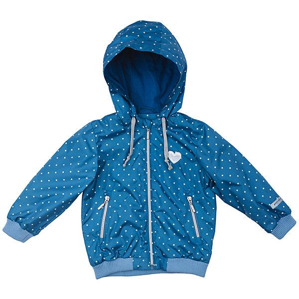 Куртка для девочки PlayTodayВерхняя одежда<br>Характеристики товара:<br><br>• цвет: синий<br>• состав: 100% полиэстер, подкладка: 80% хлопок, 20% полиэстер<br>• без утеплителя<br>• температурный режим: от +10°С до +20°С<br>• с водоотталкивающей пропиткой<br>• шнурок в капюшоне<br>• карманы<br>• защита подбородка<br>• молния<br>• эластичные манжеты<br>• светоотражающие элементы<br>• коллекция: весна-лето 2017<br>• страна бренда: Германия<br>• страна производства: Китай<br><br>Популярный бренд PlayToday выпустил новую коллекцию! Вещи из неё продолжают радовать покупателей удобством, стильным дизайном и продуманным кроем. Дети носят их с удовольствием. PlayToday - это линейка товаров, созданная специально для детей. Дизайнеры учитывают новые веяния моды и потребности детей. Порадуйте ребенка обновкой от проверенного производителя!<br>Такая демисезонная куртка обеспечит ребенку комфорт благодаря качественному материалу и продуманному крою. С помощью этой модели можно удобно одеться по погоде. Очень модная модель! Отлично подходит для переменной погоды межсезонья.<br><br>Куртку для девочки от известного бренда PlayToday можно купить в нашем интернет-магазине.<br><br>Ширина мм: 356<br>Глубина мм: 10<br>Высота мм: 245<br>Вес г: 519<br>Цвет: белый<br>Возраст от месяцев: 6<br>Возраст до месяцев: 9<br>Пол: Женский<br>Возраст: Детский<br>Размер: 74,92,86,80<br>SKU: 5408233