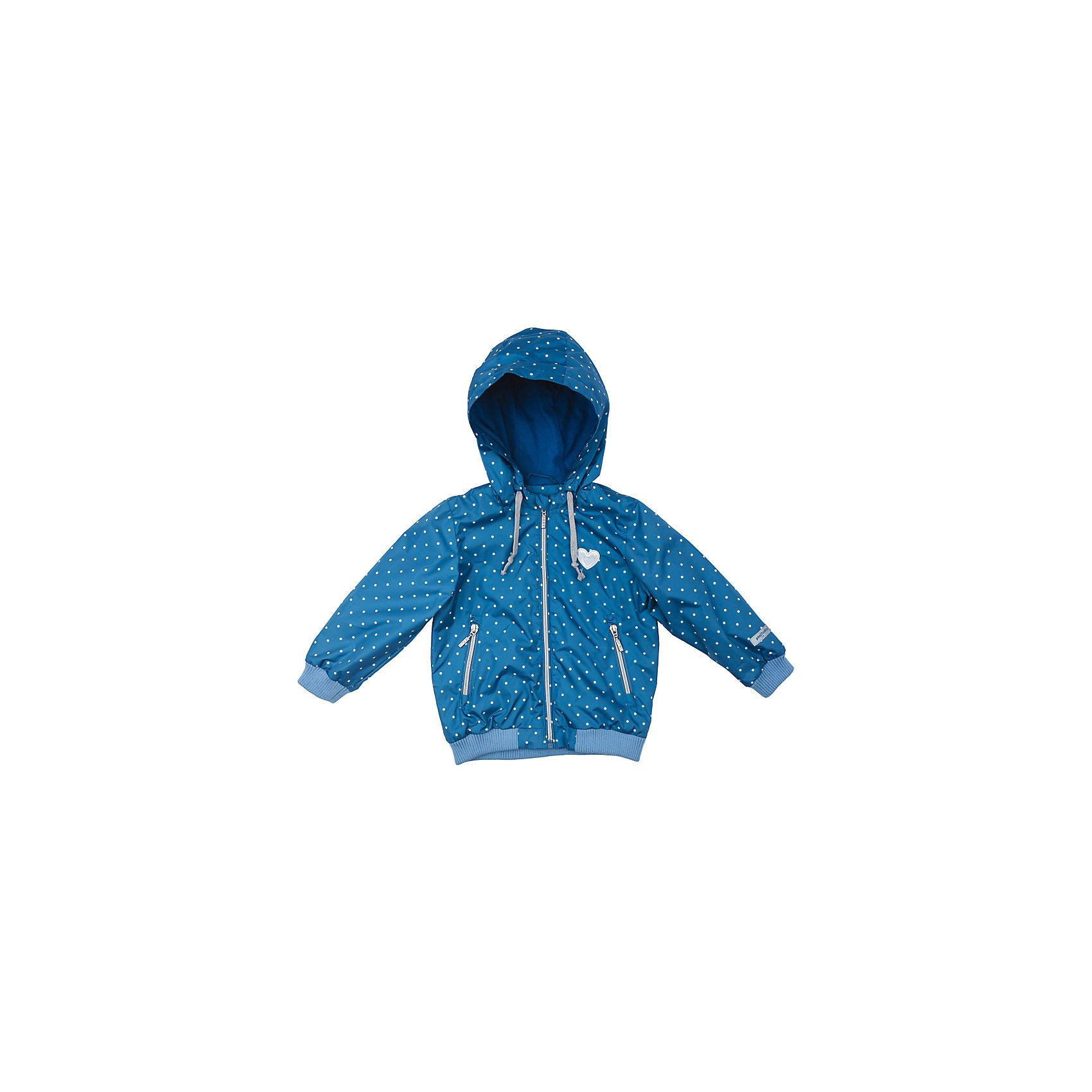 Куртка для девочки PlayTodayВерхняя одежда<br>Характеристики товара:<br><br>• цвет: синий<br>• состав: 100% полиэстер, подкладка: 80% хлопок, 20% полиэстер<br>• без утеплителя<br>• температурный режим: от +10°С до +20°С<br>• с водоотталкивающей пропиткой<br>• шнурок в капюшоне<br>• карманы<br>• защита подбородка<br>• молния<br>• эластичные манжеты<br>• светоотражающие элементы<br>• коллекция: весна-лето 2017<br>• страна бренда: Германия<br>• страна производства: Китай<br><br>Популярный бренд PlayToday выпустил новую коллекцию! Вещи из неё продолжают радовать покупателей удобством, стильным дизайном и продуманным кроем. Дети носят их с удовольствием. PlayToday - это линейка товаров, созданная специально для детей. Дизайнеры учитывают новые веяния моды и потребности детей. Порадуйте ребенка обновкой от проверенного производителя!<br>Такая демисезонная куртка обеспечит ребенку комфорт благодаря качественному материалу и продуманному крою. С помощью этой модели можно удобно одеться по погоде. Очень модная модель! Отлично подходит для переменной погоды межсезонья.<br><br>Куртку для девочки от известного бренда PlayToday можно купить в нашем интернет-магазине.<br><br>Ширина мм: 356<br>Глубина мм: 10<br>Высота мм: 245<br>Вес г: 519<br>Цвет: белый<br>Возраст от месяцев: 18<br>Возраст до месяцев: 24<br>Пол: Женский<br>Возраст: Детский<br>Размер: 92,74,80,86<br>SKU: 5408233