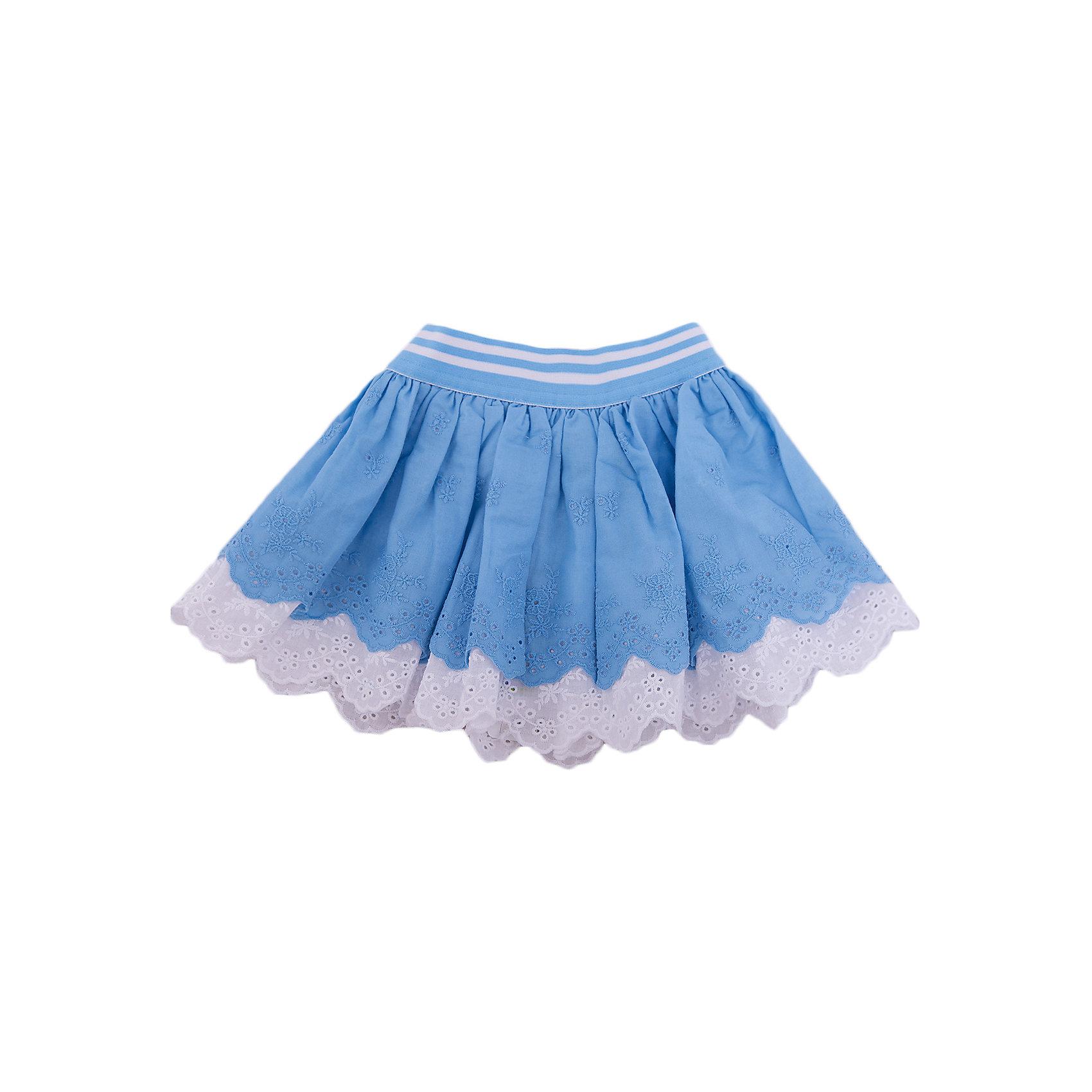 Юбка для девочки PlayTodayЮбки<br>Юбка для девочки PlayToday<br>Эффектная пышная юбка с подъюбником сможет быть одной из базовых вещей летнего детского гардероба. Модель на мягкой резинке, декорирована шитьем.<br>Состав:<br>100% хлопок<br><br>Ширина мм: 207<br>Глубина мм: 10<br>Высота мм: 189<br>Вес г: 183<br>Цвет: разноцветный<br>Возраст от месяцев: 18<br>Возраст до месяцев: 24<br>Пол: Женский<br>Возраст: Детский<br>Размер: 92,74,80,86<br>SKU: 5408258