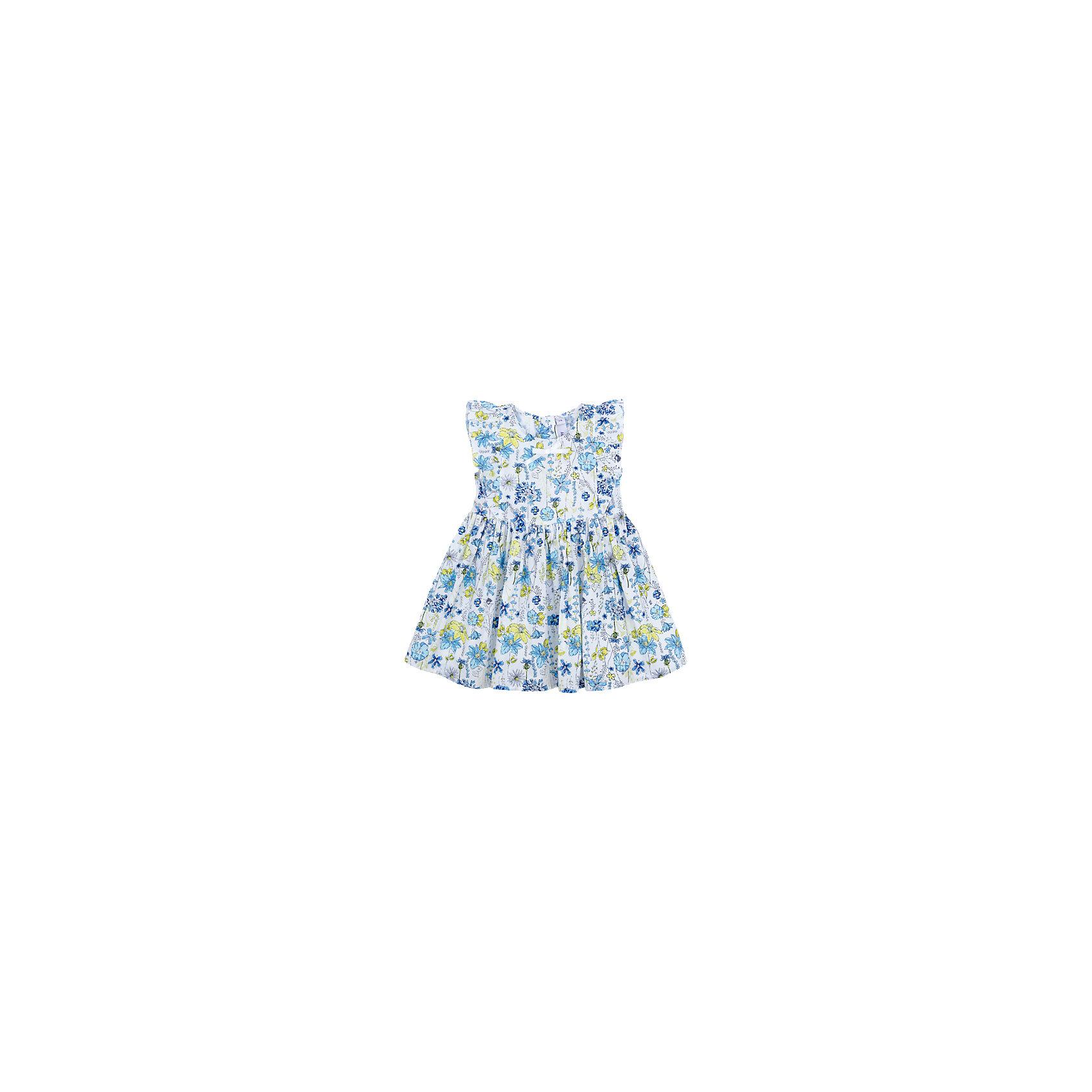 Платье для девочки PlayTodayПлатья<br>Характеристики товара:<br><br>• цвет: голубой<br>• состав: 100% хлопок<br>• молния<br>• качественный материал<br>• оборки<br>• комфортная посадка<br>• коллекция: весна-лето 2017<br>• страна бренда: Германия<br>• страна производства: Китай<br><br>Популярный бренд PlayToday выпустил новую коллекцию! Вещи из неё продолжают радовать покупателей удобством, стильным дизайном и продуманным кроем. Дети носят их с удовольствием. PlayToday - это линейка товаров, созданная специально для детей. Дизайнеры учитывают новые веяния моды и потребности детей. Порадуйте ребенка обновкой от проверенного производителя!<br>Эта модель обеспечит ребенку комфорт благодаря качественному материалу и удобному крою. С её помощью можно сделать интересный акцент в образе, дополнить наряд и одеться по погоде. Очень модная вещь! Выглядит стильно и аккуратно.<br><br>Платье для девочки от известного бренда Scool можно купить в нашем интернет-магазине.<br><br>Ширина мм: 236<br>Глубина мм: 16<br>Высота мм: 184<br>Вес г: 177<br>Цвет: белый<br>Возраст от месяцев: 18<br>Возраст до месяцев: 24<br>Пол: Женский<br>Возраст: Детский<br>Размер: 92,86,80,74<br>SKU: 5408263