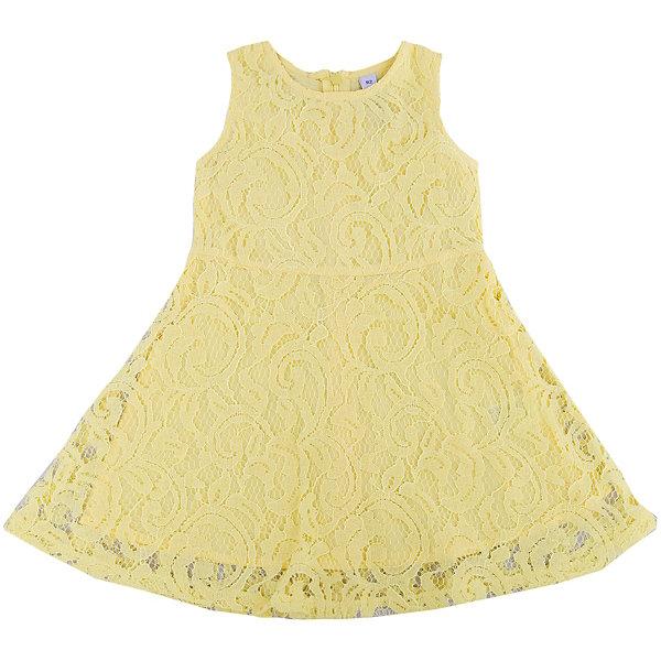 Платье для девочки PlayTodayПлатья<br>Характеристики товара:<br><br>• цвет: желтый<br>• состав: 80% хлопок, 20% полиамид; подкладка: 100% хлопок<br>• молния<br>• качественный материал<br>• ажурный гипюр<br>• комфортная посадка<br>• коллекция: весна-лето 2017<br>• страна бренда: Германия<br>• страна производства: Китай<br><br>Популярный бренд PlayToday выпустил новую коллекцию! Вещи из неё продолжают радовать покупателей удобством, стильным дизайном и продуманным кроем. Дети носят их с удовольствием. PlayToday - это линейка товаров, созданная специально для детей. Дизайнеры учитывают новые веяния моды и потребности детей. Порадуйте ребенка обновкой от проверенного производителя!<br>Эта модель обеспечит ребенку комфорт благодаря качественному материалу и удобному крою. С её помощью можно сделать интересный акцент в образе, дополнить наряд и одеться по погоде. Очень модная вещь! Выглядит стильно и аккуратно.<br><br>Платье для девочки от известного бренда Scool можно купить в нашем интернет-магазине.<br>Ширина мм: 236; Глубина мм: 16; Высота мм: 184; Вес г: 177; Цвет: желтый; Возраст от месяцев: 6; Возраст до месяцев: 9; Пол: Женский; Возраст: Детский; Размер: 74,92,86,80; SKU: 5408268;