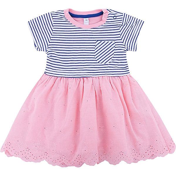 Платье для девочки PlayTodayПлатья<br>Характеристики товара:<br><br>• цвет: разноцветный<br>• состав: 95% хлопок, 5% эластан / 100% хлопок<br>• короткие рукава<br>• качественный материал<br>• ажурный подол<br>• комфортная посадка<br>• коллекция: весна-лето 2017<br>• страна бренда: Германия<br>• страна производства: Китай<br><br>Популярный бренд PlayToday выпустил новую коллекцию! Вещи из неё продолжают радовать покупателей удобством, стильным дизайном и продуманным кроем. Дети носят их с удовольствием. PlayToday - это линейка товаров, созданная специально для детей. Дизайнеры учитывают новые веяния моды и потребности детей. Порадуйте ребенка обновкой от проверенного производителя!<br>Эта модель обеспечит ребенку комфорт благодаря качественному материалу и удобному крою. С её помощью можно сделать интересный акцент в образе, дополнить наряд и одеться по погоде. Очень модная вещь! Выглядит стильно и аккуратно.<br><br>Платье для девочки от известного бренда Scool можно купить в нашем интернет-магазине.<br><br>Ширина мм: 236<br>Глубина мм: 16<br>Высота мм: 184<br>Вес г: 177<br>Цвет: белый<br>Возраст от месяцев: 18<br>Возраст до месяцев: 24<br>Пол: Женский<br>Возраст: Детский<br>Размер: 92,74,80,86<br>SKU: 5408273
