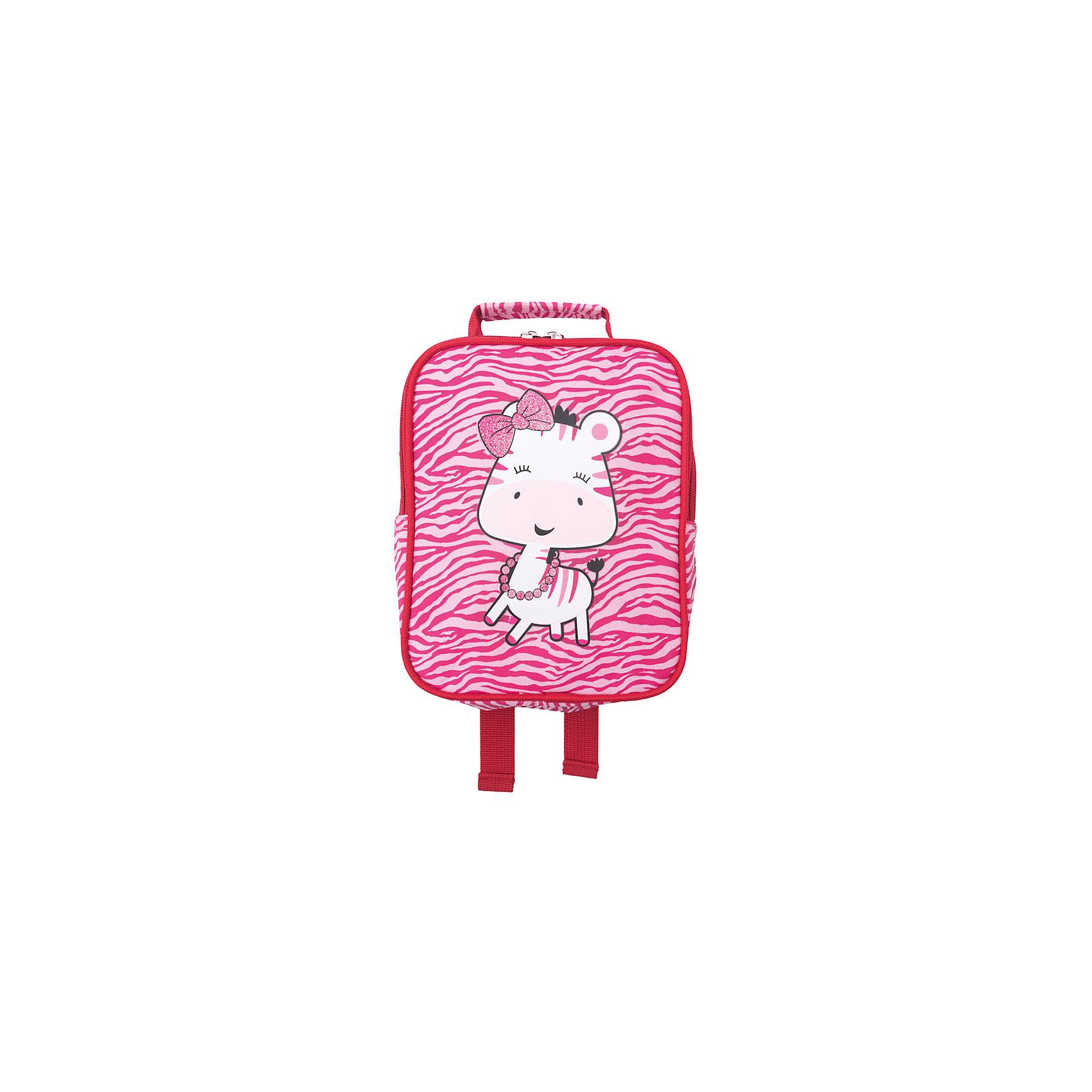 Рюкзак для девочки PlayTodayРюкзаки<br>Характеристики товара:<br><br>• цвет: розовый<br>• состав: 100% полиэстер<br>• ручка<br>• декорирована принтом<br>• качественный материал<br>• стильный дизайн<br>• регулируемые лямки<br>• комфортная посадка<br>• коллекция: весна-лето 2017<br>• страна бренда: Германия<br>• страна производства: Китай<br><br>Популярный бренд PlayToday выпустил новую коллекцию! Вещи из неё продолжают радовать покупателей удобством, стильным дизайном и продуманным кроем. Дети носят их с удовольствием. PlayToday - это линейка товаров, созданная специально для детей. Дизайнеры учитывают новые веяния моды и потребности детей. Порадуйте ребенка обновкой от проверенного производителя!<br>Этот рюкзак обеспечит ребенку комфорт благодаря качественному материалу и удобному крою. С его помощью можно сделать интересный акцент в образе, дополнить наряд и взять с собой нужные вещи. Очень модная вещь! Выглядит стильно и аккуратно.<br><br>Сумку для девочки от известного бренда PlayToday можно купить в нашем интернет-магазине.<br><br>Ширина мм: 227<br>Глубина мм: 11<br>Высота мм: 226<br>Вес г: 350<br>Цвет: белый<br>Возраст от месяцев: 6<br>Возраст до месяцев: 9<br>Пол: Женский<br>Возраст: Детский<br>Размер: one size<br>SKU: 5408455