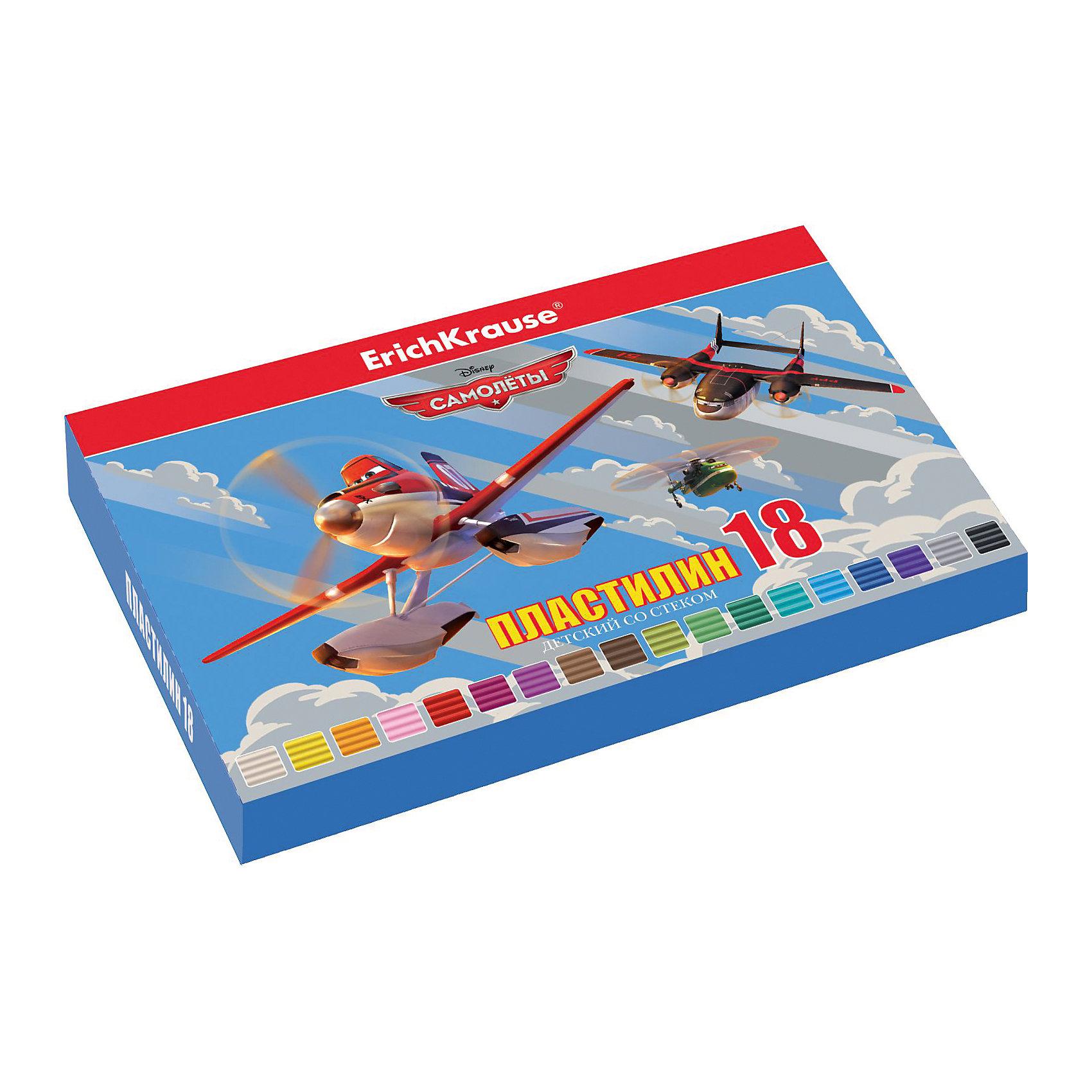 Пластилин 18 цветов Flying Planes, 324г, со стекомПластилин 18 цветов Flying Planes/324г, со стеком, в коробке<br><br>Ширина мм: 225<br>Глубина мм: 143<br>Высота мм: 16<br>Вес г: 381<br>Возраст от месяцев: 60<br>Возраст до месяцев: 216<br>Пол: Женский<br>Возраст: Детский<br>SKU: 5409302