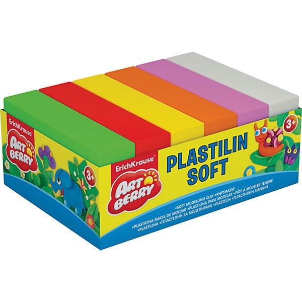 Пластилин мягкий Artberry NEON 6 цветов, 300гРисование и лепка<br>Характеристики товара:<br><br>• материал упаковки: картон<br>• количество цветов: 6<br>• возраст: от 3 лет<br>• габариты упаковки: 10,5х7,5х4,5 см<br>• вес: 320 г<br>• страна производитель: Россия<br><br>Неоновые цвета нового пластилина понравится и малышам и их мамам! Лепка развивает мелкую моторику у малыша и творческие способности. Лепить можно самостоятельно и вместе со взрослыми. Пластилин не токсичен.<br><br>Пластилин мягкий Artberry NEON 6 цветов, 300г можно купить в нашем интернет-магазине.<br><br>Ширина мм: 105<br>Глубина мм: 75<br>Высота мм: 45<br>Вес г: 320<br>Возраст от месяцев: 36<br>Возраст до месяцев: 2147483647<br>Пол: Унисекс<br>Возраст: Детский<br>SKU: 5409316