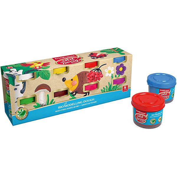 Биопластилин ArtBerry с Алоэ Вера, 8 цветов по 35гРисование и лепка<br>Характеристики товара:<br><br>• материал упаковки: картон<br>• количество цветов: 8<br>• вес каждой баночки: 35 гр<br>• возраст: от 5 лет<br>• габариты упаковки: 22х8х4,5 см<br>• вес: 400 г<br>• страна производитель: Россия<br><br>Биопластилин – уникальный в своей сфере материал для детского творчества. Быстро и легко разогревается, приятный для лепки и прочный после засыхания. Наличие в составе Алоэ Вера ухаживает за детской кожей и не дает ей пересыхать во время работы с пластилином.<br><br>Биопластилин ArtBerry с Алоэ Вера, 8 цветов по 35 г, можно купить в нашем интернет-магазине.<br><br>Ширина мм: 220<br>Глубина мм: 80<br>Высота мм: 45<br>Вес г: 393<br>Возраст от месяцев: 36<br>Возраст до месяцев: 2147483647<br>Пол: Унисекс<br>Возраст: Детский<br>SKU: 5409320