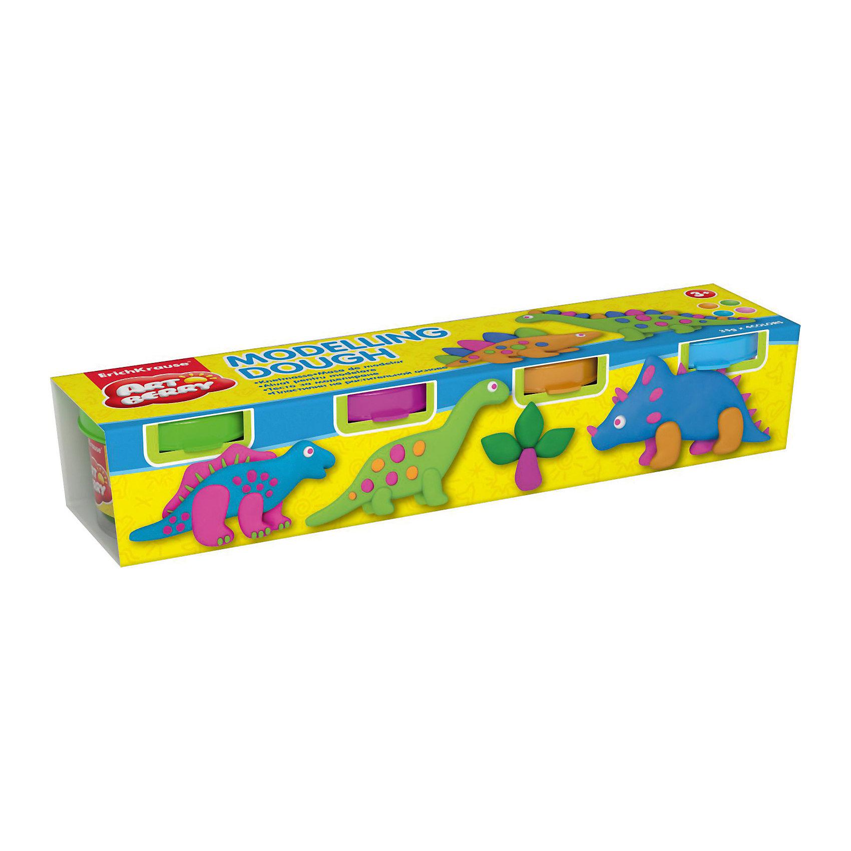 Пластилин на растительной основе Modelling Dough №2, 4 цвета по 35гНаборы для лепки<br>Характеристики товара:<br><br>• материал упаковки: картон<br>• в комплект входит: 4 банки по 35 г<br>• возраст: от 3 лет<br>• габариты упаковки: 22,0х4х4,5 см<br>• вес: 193 г<br>• страна производитель: Россия<br><br>Натуральная продукция – настоящая находка для детского творчества. Так, пластилин на растительной основе станет любимым материалов для творчества у вашего малыша. Мягкий, приятный для тактильного восприятия, он станет фаворитом среди пластилинов у малыша.<br><br>Пластилин на растительной основе Modelling Dough №2, 4 цвета по 35 г, можно купить в нашем интернет-магазине.<br><br>Ширина мм: 220<br>Глубина мм: 40<br>Высота мм: 45<br>Вес г: 193<br>Возраст от месяцев: 36<br>Возраст до месяцев: 2147483647<br>Пол: Унисекс<br>Возраст: Детский<br>SKU: 5409325