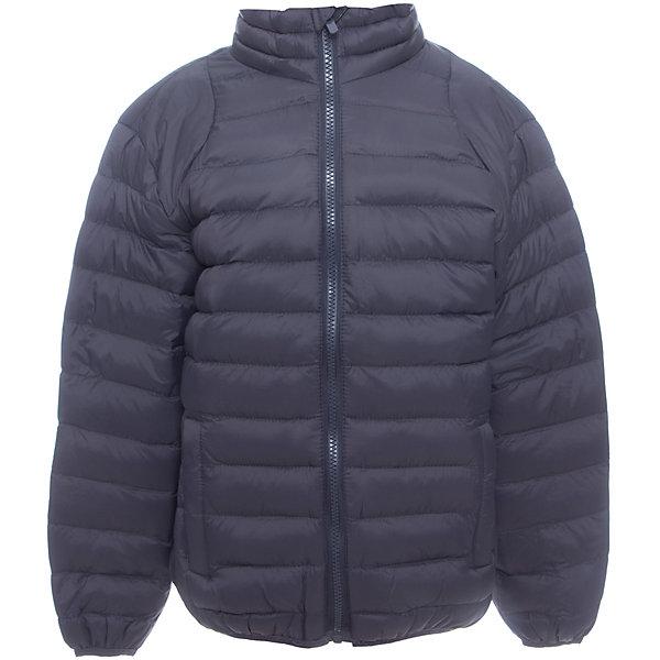 Куртка для мальчика LuminosoВерхняя одежда<br>Стеганая куртка с воротником-стойкой для мальчика. Два прорезных карманами. Края рукавов и край низа куртки оформлены окантовочной резинкой.<br>Состав:<br>Верх: 100%нейлон.  Подкладка: 100%полиэстер. Наполнитель: 100%полиэстер<br>Ширина мм: 356; Глубина мм: 10; Высота мм: 245; Вес г: 519; Цвет: синий; Возраст от месяцев: 108; Возраст до месяцев: 120; Пол: Мужской; Возраст: Детский; Размер: 140,134,164,158,152,146; SKU: 5409587;