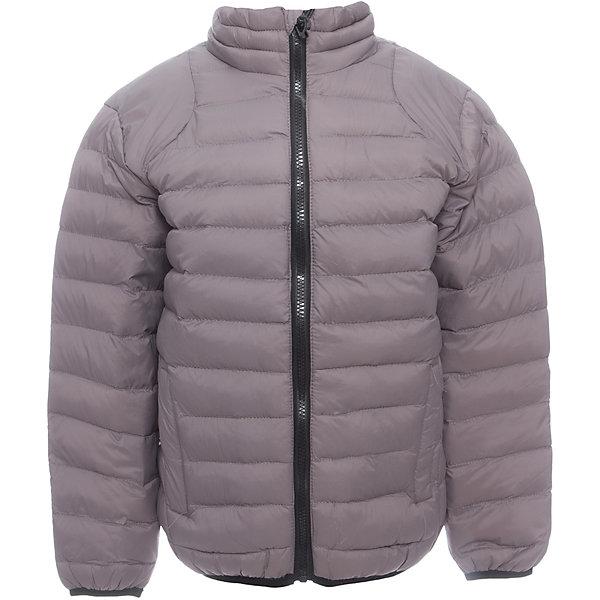 Куртка для мальчика LuminosoВерхняя одежда<br>Стеганая куртка с воротником-стойкой для мальчика. Два прорезных карманами. Края рукавов и край низа куртки оформлены окантовочной резинкой.<br>Состав:<br>Верх: 100%нейлон.  Подкладка: 100%полиэстер. Наполнитель: 100%полиэстер<br>Ширина мм: 356; Глубина мм: 10; Высота мм: 245; Вес г: 519; Цвет: серый; Возраст от месяцев: 108; Возраст до месяцев: 120; Пол: Мужской; Возраст: Детский; Размер: 140,134,164,158,152,146; SKU: 5409608;