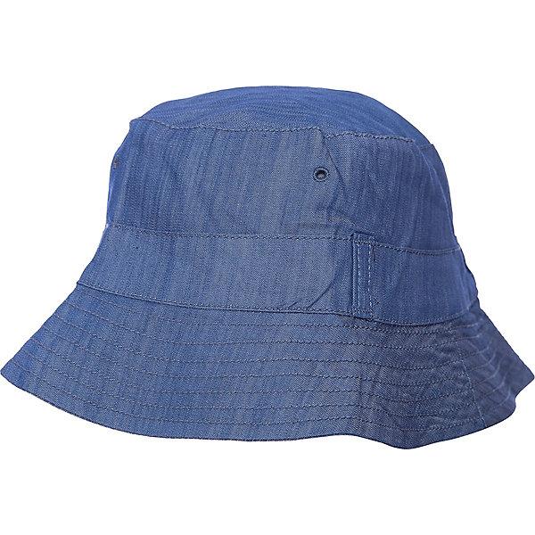 Панама для мальчика LuminosoГоловные уборы<br>Модная хлопковая панама для мальчика.<br>Состав:<br>100%хлопок<br><br>Ширина мм: 89<br>Глубина мм: 117<br>Высота мм: 44<br>Вес г: 155<br>Цвет: голубой<br>Возраст от месяцев: 0<br>Возраст до месяцев: 3<br>Пол: Мужской<br>Возраст: Детский<br>Размер: 56,54<br>SKU: 5409772