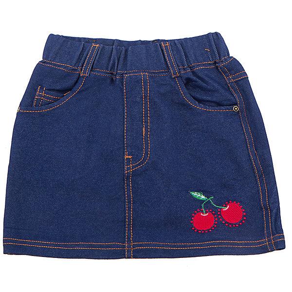 Юбка джинсовая для девочки Sweet BerryДжинсовая одежда<br>Трикотажная юбка для девочки с контрастной отсрочкой.<br>Состав:<br>95%хлопок 5%эластан<br><br>Ширина мм: 207<br>Глубина мм: 10<br>Высота мм: 189<br>Вес г: 183<br>Цвет: синий<br>Возраст от месяцев: 84<br>Возраст до месяцев: 96<br>Пол: Женский<br>Возраст: Детский<br>Размер: 128,98,104,122,116,110<br>SKU: 5409949