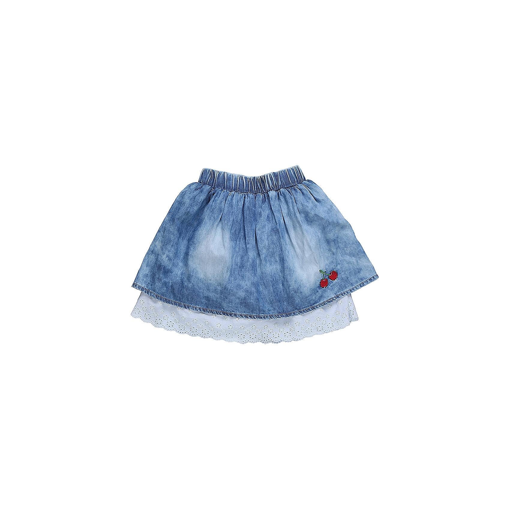 Юбка джинсовая для девочки Sweet BerryДжинсовый бум<br>Боковые карманы, низ изделия декорирован яркой вышивкой и стразами.<br>Состав:<br>100% хлопок<br><br>Ширина мм: 207<br>Глубина мм: 10<br>Высота мм: 189<br>Вес г: 183<br>Цвет: синий<br>Возраст от месяцев: 72<br>Возраст до месяцев: 84<br>Пол: Женский<br>Возраст: Детский<br>Размер: 122,128,104,98,110,116<br>SKU: 5410073