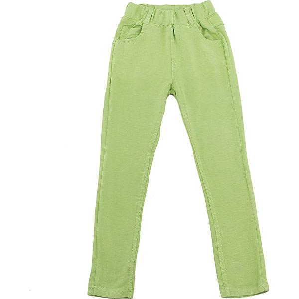 Леггинсы для девочки Sweet BerryЛеггинсы<br>Трикотажные брюки-джеггинсыдля девочки. Модель зауженного кроя. Два накладных кармана сзади.<br>Состав:<br>95%хлопок 5%эластан<br>Ширина мм: 123; Глубина мм: 10; Высота мм: 149; Вес г: 209; Цвет: зеленый; Возраст от месяцев: 24; Возраст до месяцев: 36; Пол: Женский; Возраст: Детский; Размер: 98,104,128,122,116,110; SKU: 5410080;