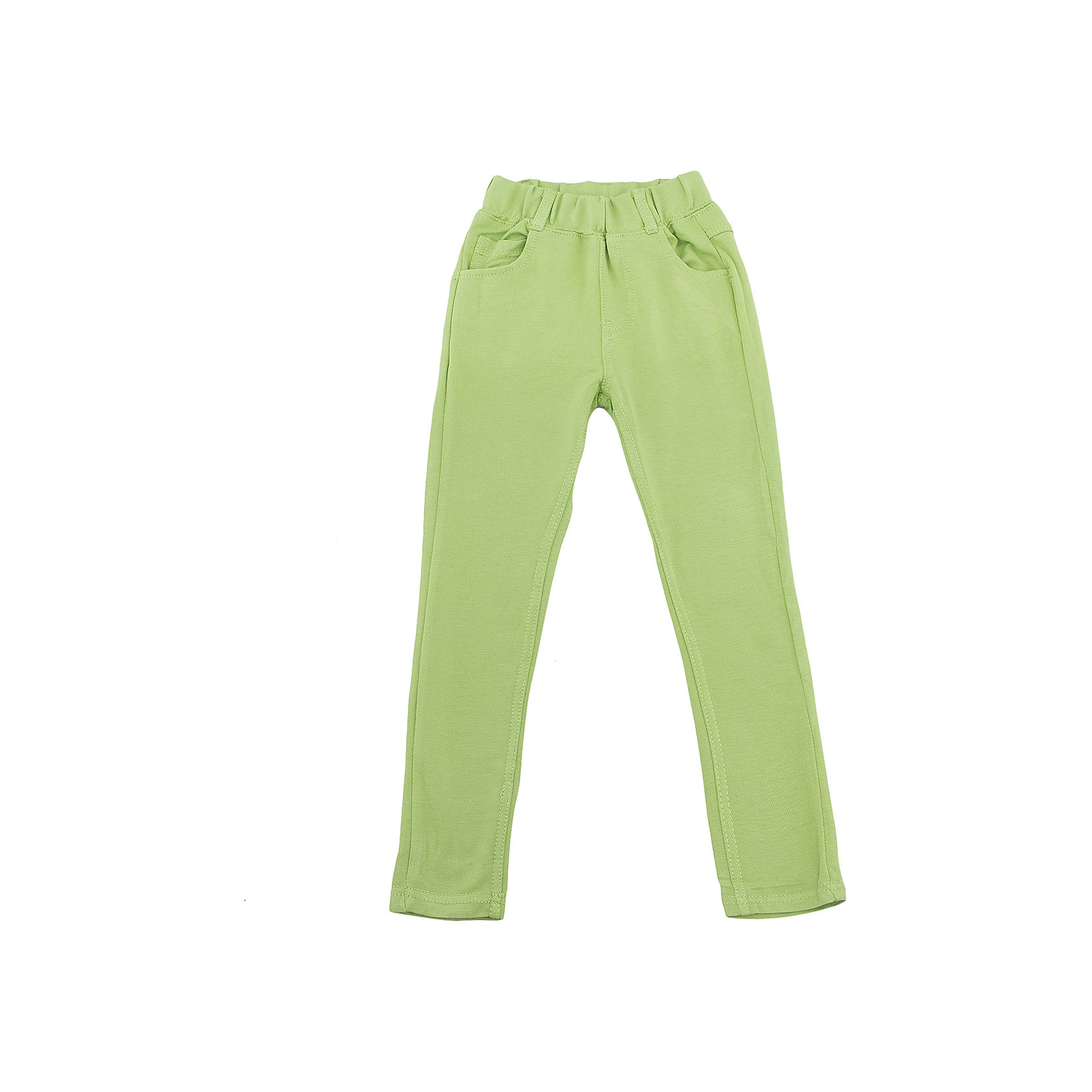 Леггинсы для девочки Sweet BerryЛеггинсы<br>Трикотажные брюки-джеггинсыдля девочки. Модель зауженного кроя. Два накладных кармана сзади.<br>Состав:<br>95%хлопок 5%эластан<br><br>Ширина мм: 123<br>Глубина мм: 10<br>Высота мм: 149<br>Вес г: 209<br>Цвет: зеленый<br>Возраст от месяцев: 36<br>Возраст до месяцев: 48<br>Пол: Женский<br>Возраст: Детский<br>Размер: 104,98,110,116,122,128<br>SKU: 5410080