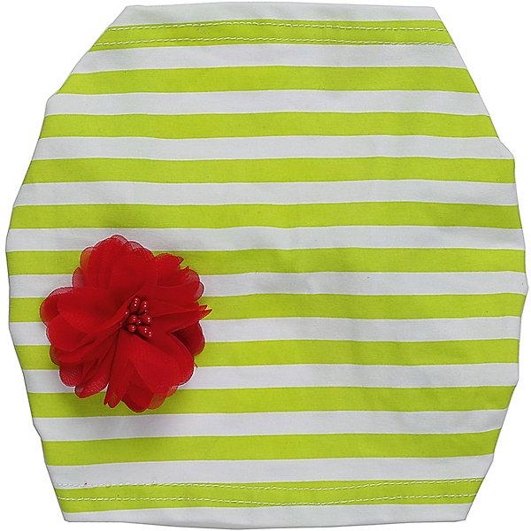 Повязка на голову для девочки Sweet BerryГоловные уборы<br>Трикотажная повязка для девочки из принтованной ткани декорирвоанная цветком.<br>Состав:<br>95%хлопок 5%эластан<br><br>Ширина мм: 89<br>Глубина мм: 117<br>Высота мм: 44<br>Вес г: 155<br>Цвет: белый<br>Возраст от месяцев: 48<br>Возраст до месяцев: 60<br>Пол: Женский<br>Возраст: Детский<br>Размер: 52,50,54<br>SKU: 5410087