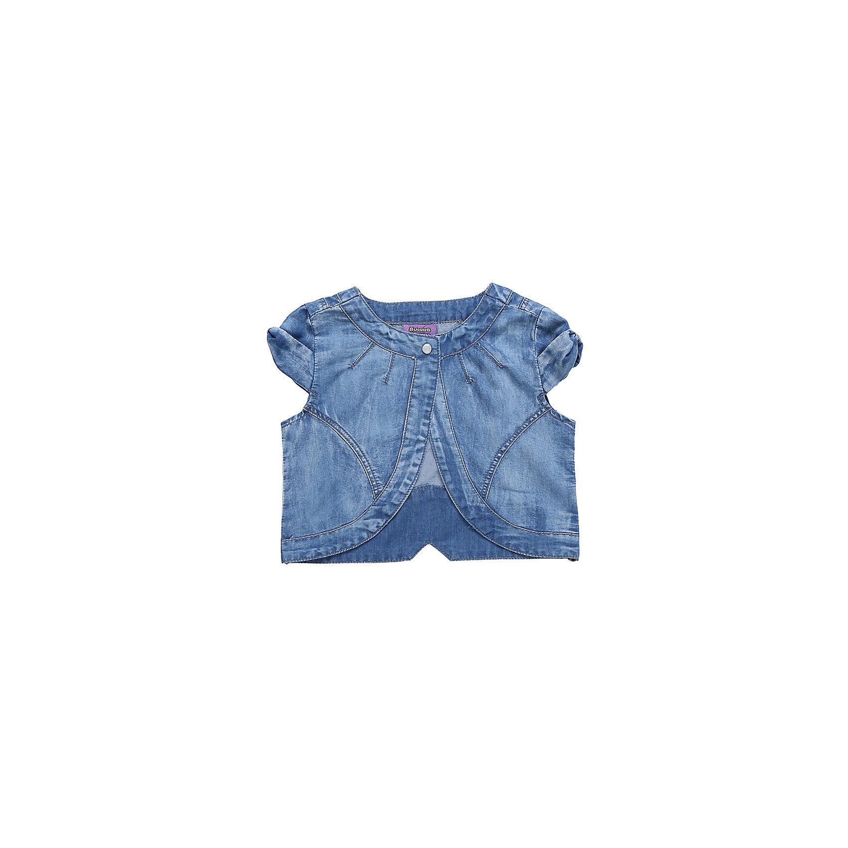 Жилет для девочки Sweet BerryУкороченный жилет для девочки из хлопковой ткани под джинсу. Декорирован яркой вышивкой.<br>Состав:<br>100%хлопок<br><br>Ширина мм: 190<br>Глубина мм: 74<br>Высота мм: 229<br>Вес г: 236<br>Цвет: синий<br>Возраст от месяцев: 60<br>Возраст до месяцев: 72<br>Пол: Женский<br>Возраст: Детский<br>Размер: 116,122,128,104,98,110<br>SKU: 5410091