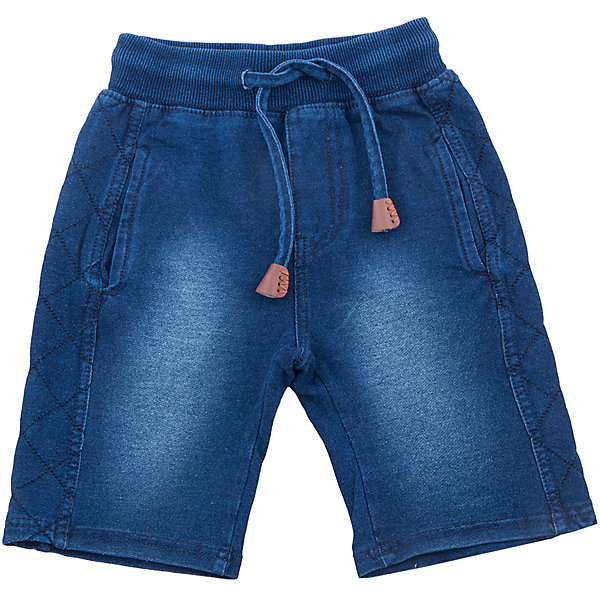 Шорты джинсовые для мальчика Sweet BerryШорты, бриджи, капри<br>Мягкие, трикотажные шорты под Джинсу для мальчика. Спереди два прорезных кармана. Пояс-резинка дополнен шнуром для регулирования объема.<br>Состав:<br>95%хлопок 5%эластан<br>Ширина мм: 191; Глубина мм: 10; Высота мм: 175; Вес г: 273; Цвет: белый; Возраст от месяцев: 24; Возраст до месяцев: 36; Пол: Мужской; Возраст: Детский; Размер: 98,104,128,122,116,110; SKU: 5410386;