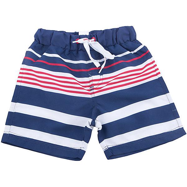 Шорты пляжные для мальчика Sweet BerryШорты, бриджи, капри<br>Купальные шорты для мальчика в полоску выполнены из легкого быстросохнущего материала. Пояс-резинка дополнен шнуром для регулирования объема.<br>Состав:<br>100% полиэстер<br>Ширина мм: 191; Глубина мм: 10; Высота мм: 175; Вес г: 273; Цвет: белый; Возраст от месяцев: 36; Возраст до месяцев: 48; Пол: Мужской; Возраст: Детский; Размер: 104,116,110,128,140; SKU: 5410561;