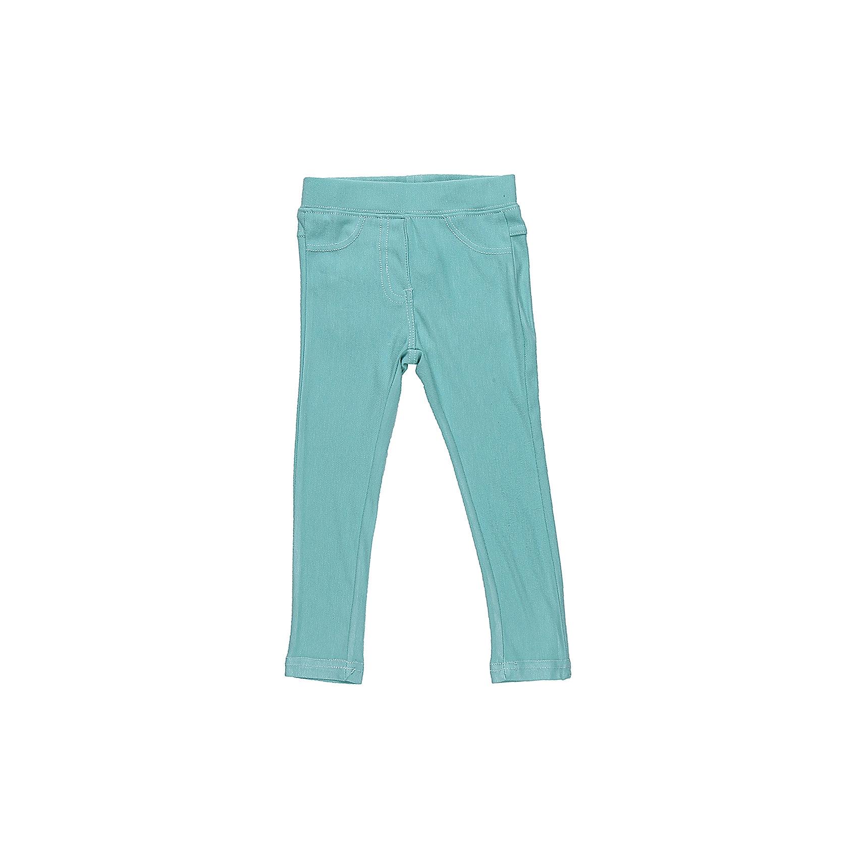 Леггинсы (2 шт.) для девочки Sweet BerryЛеггинсы<br>Комплект трикотажных брюк-джеггинсов для девочки. В наборе брюки-джеггинсы синего и бирюзового цвета. Зауженный крой. Два накладных кармана сзади. Эластичный пояс.<br>Состав:<br>95%хлопок 5%эластан<br><br>Ширина мм: 123<br>Глубина мм: 10<br>Высота мм: 149<br>Вес г: 209<br>Цвет: разноцветный<br>Возраст от месяцев: 12<br>Возраст до месяцев: 15<br>Пол: Женский<br>Возраст: Детский<br>Размер: 80,86,92,98<br>SKU: 5411183